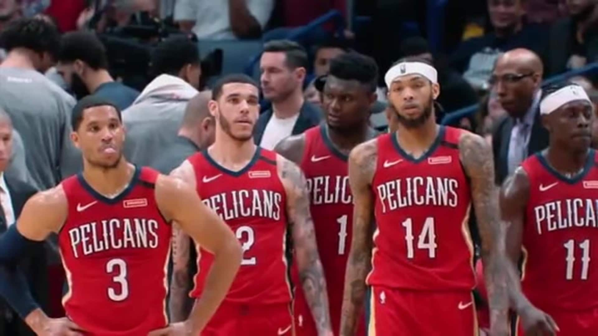 GET HYPE: The New Orleans Pelicans are back!