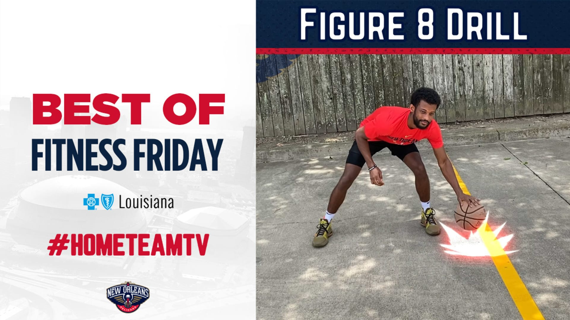 HomeTeamTV: The Best of Fitness Friday