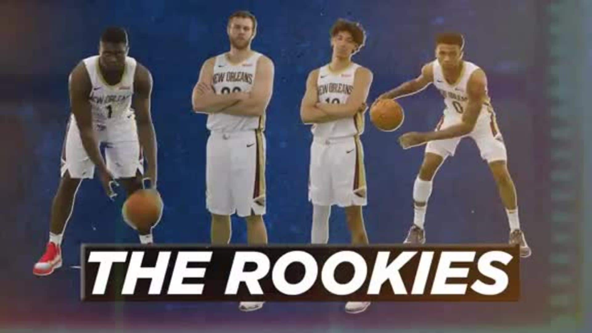 Rookie Appreciation Highlights: Celebrating our Pelicans 2019 Draft Class