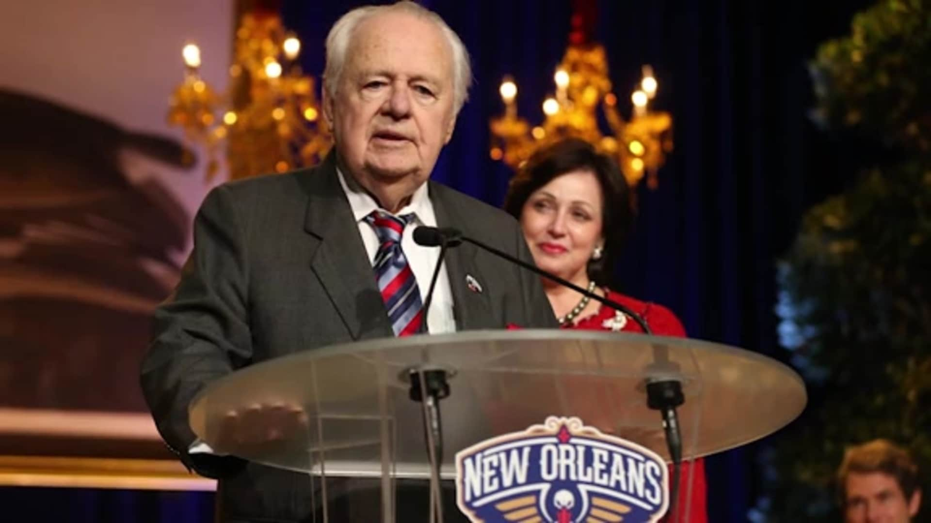 Born on this day: Honoring Tom Benson
