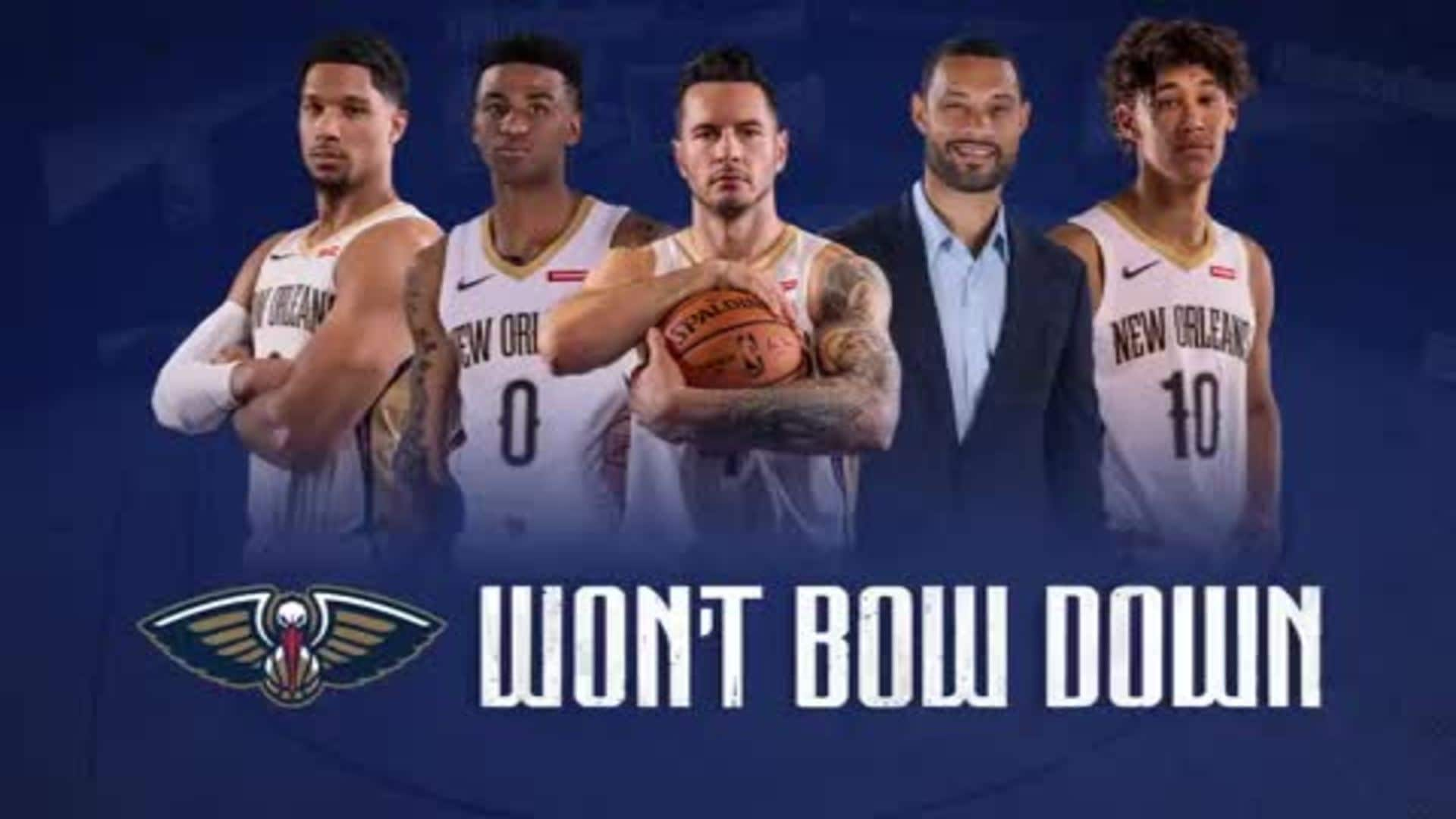 Inside the Bubble: Pelicans Exclusive from Orlando