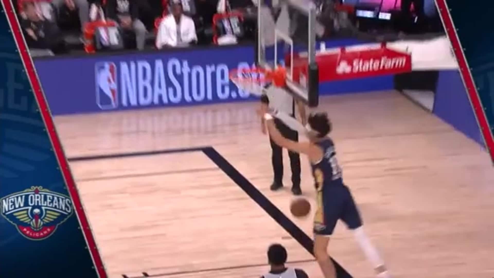 Pelicans vs. Spurs Highlights: Jaxson Hayes big plays on both ends of the floor