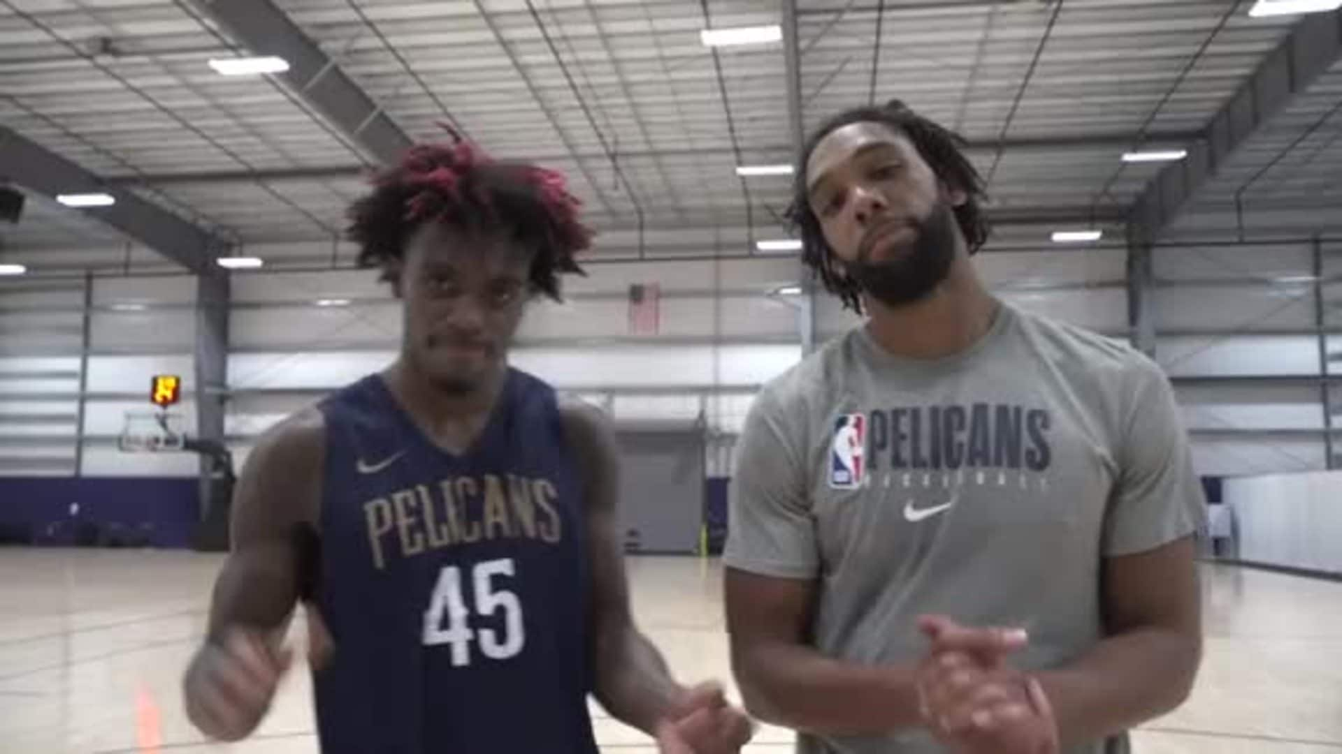 FORD Challenge with Zylan Cheatham and Jahlil Okafor