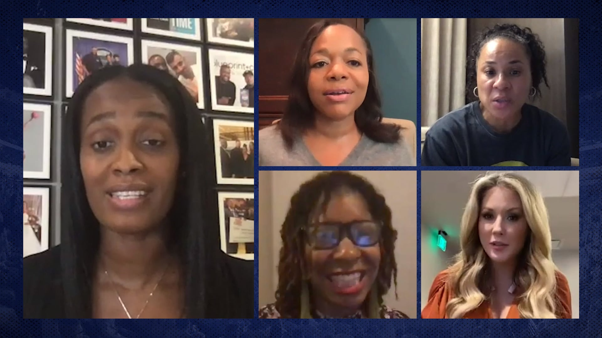 Lift Her Voice: Swin Cash hosts voting panel with women leaders