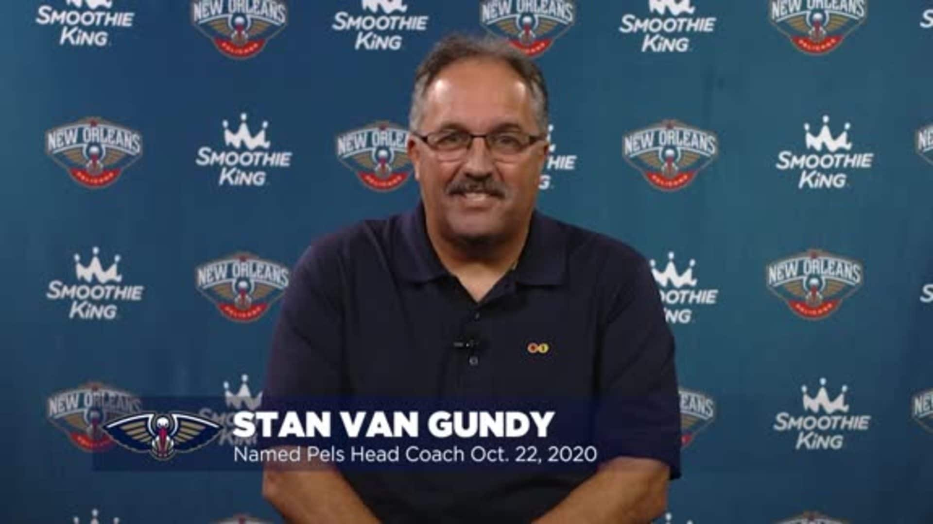 Pelicans Draft Interviews: Stan Van Gundy previews New Orleans' picks
