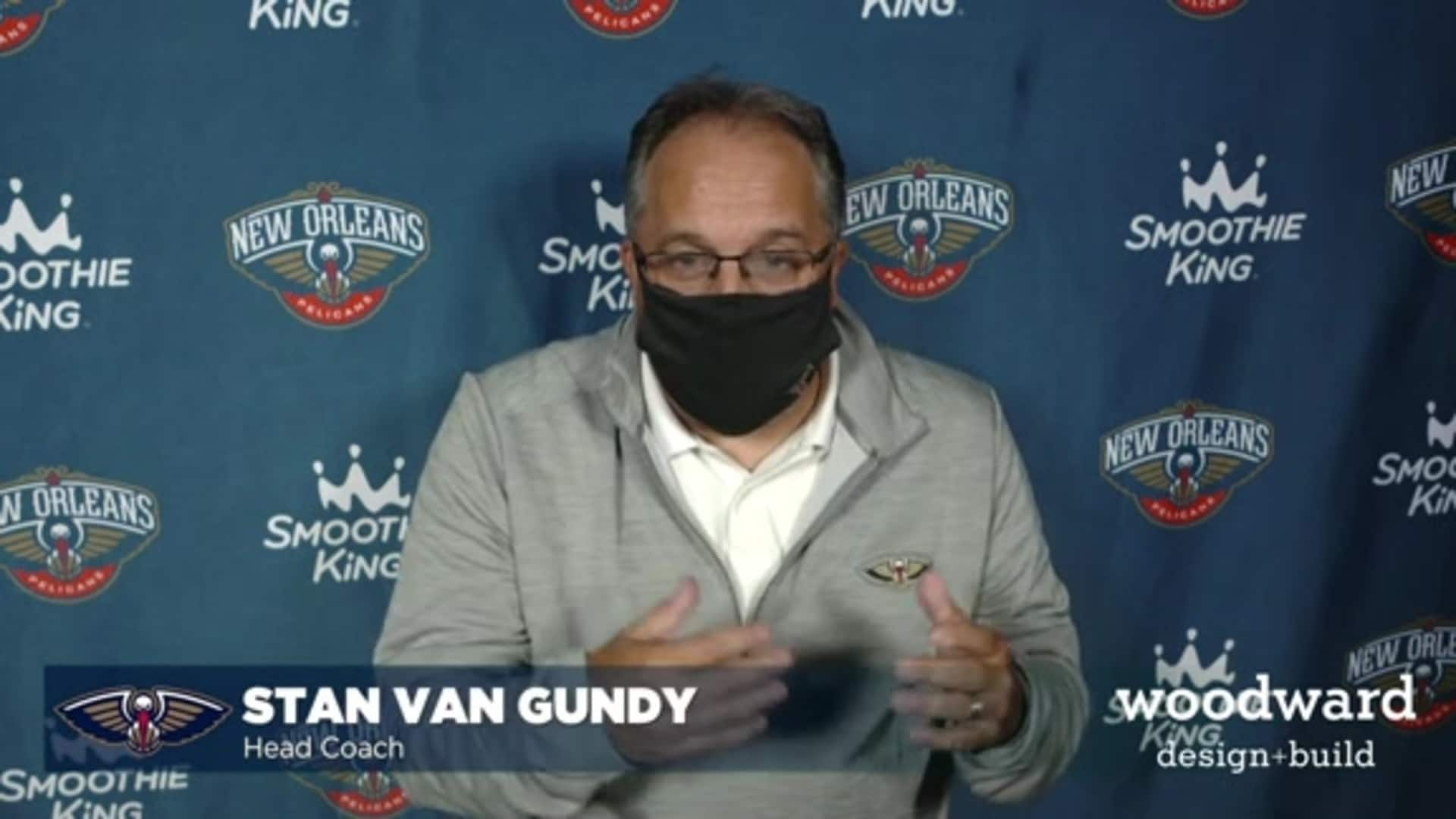 Pelicans Draft Interviews: Stan Van Gundy on Kira Lewis Jr, Pelicans' 2020 draft