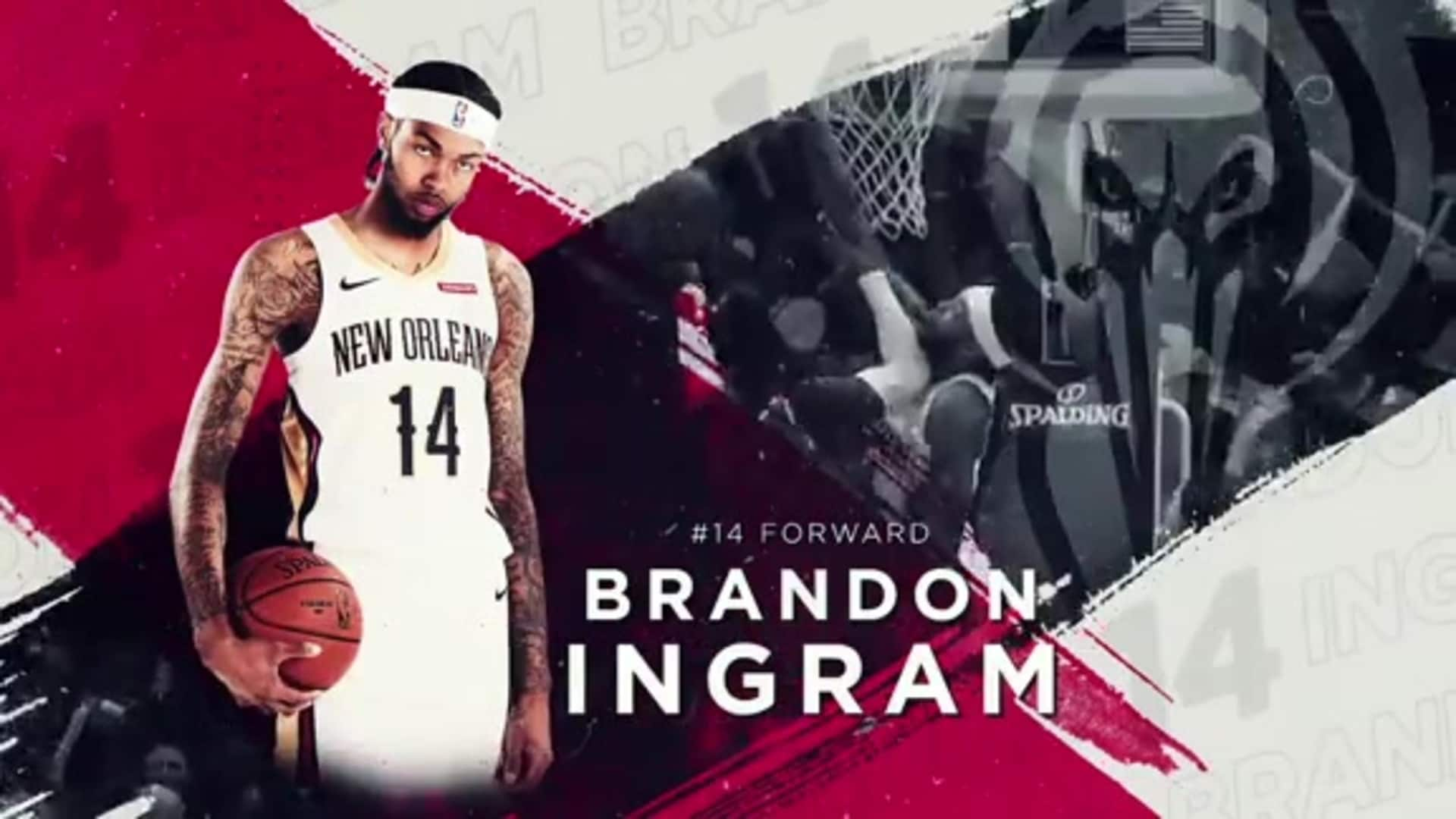 Brandon Ingram HYPE, signs contract extension with the New Orleans Pelicans