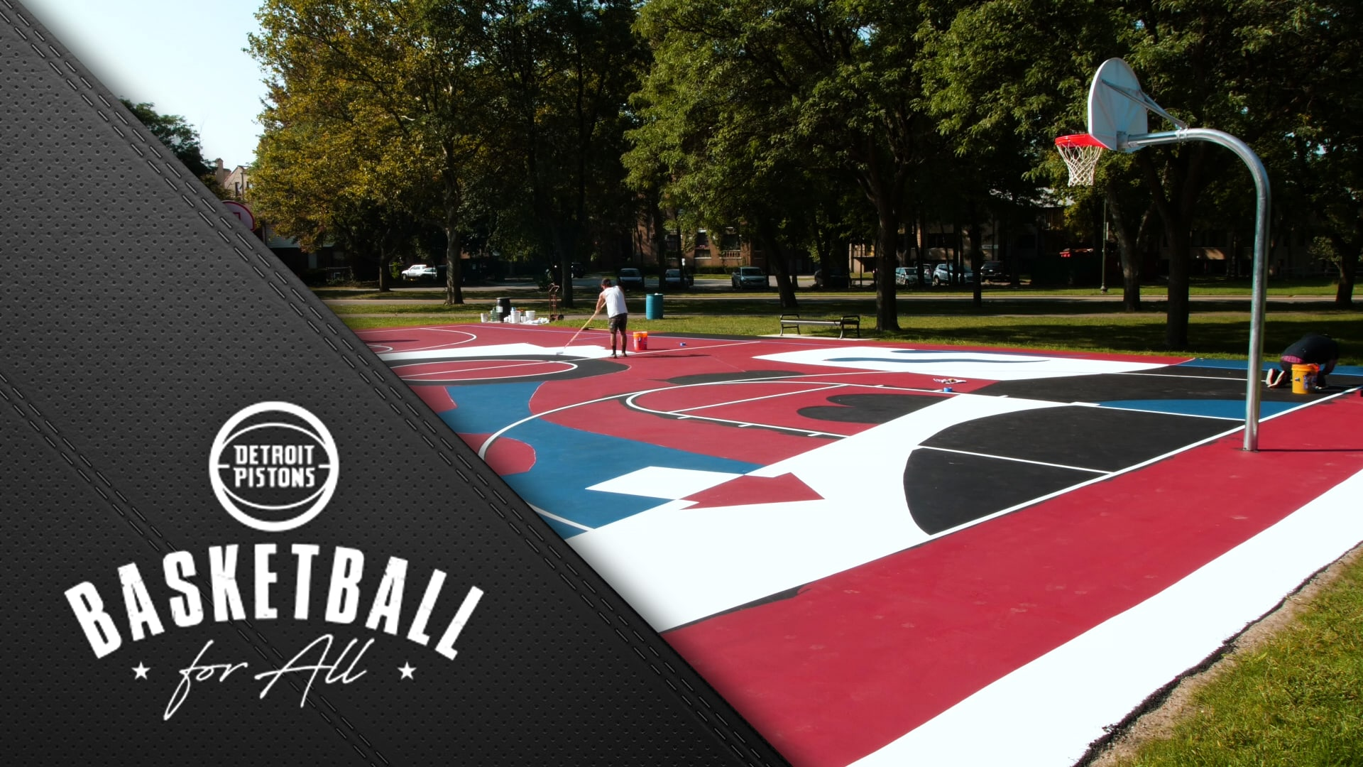 Basketball for All: Phase II Courts - A Celebration of Inclusion
