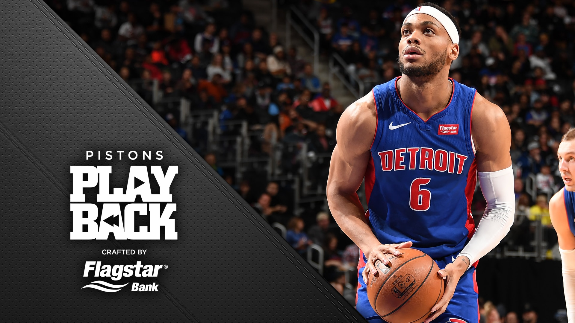 Pistons Playback, crafted by Flagstar: Pistons vs Nets