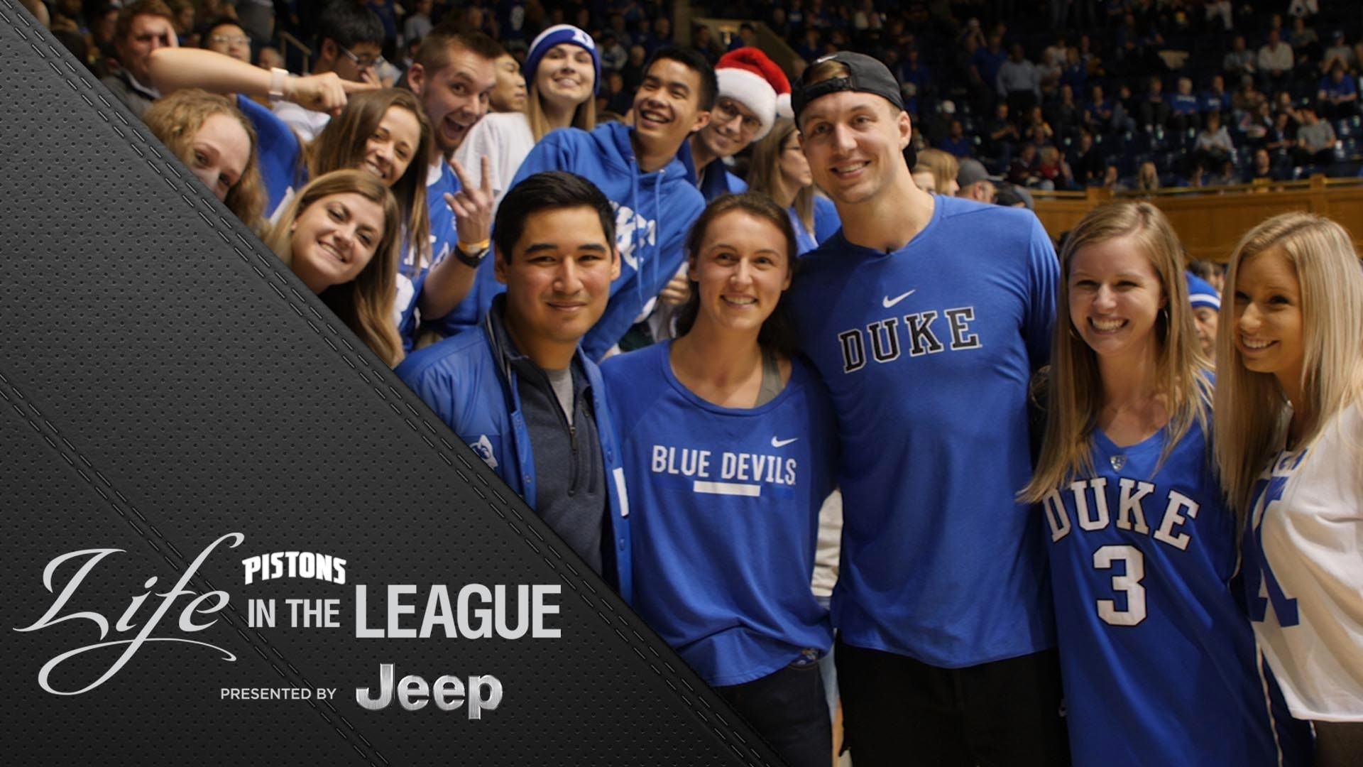 Life in the League, presented by Jeep: Luke visits Duke