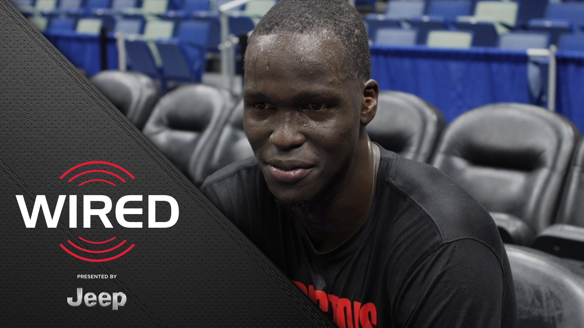 Wired, presented by Jeep: Pistons Practice Sound - Thon Maker