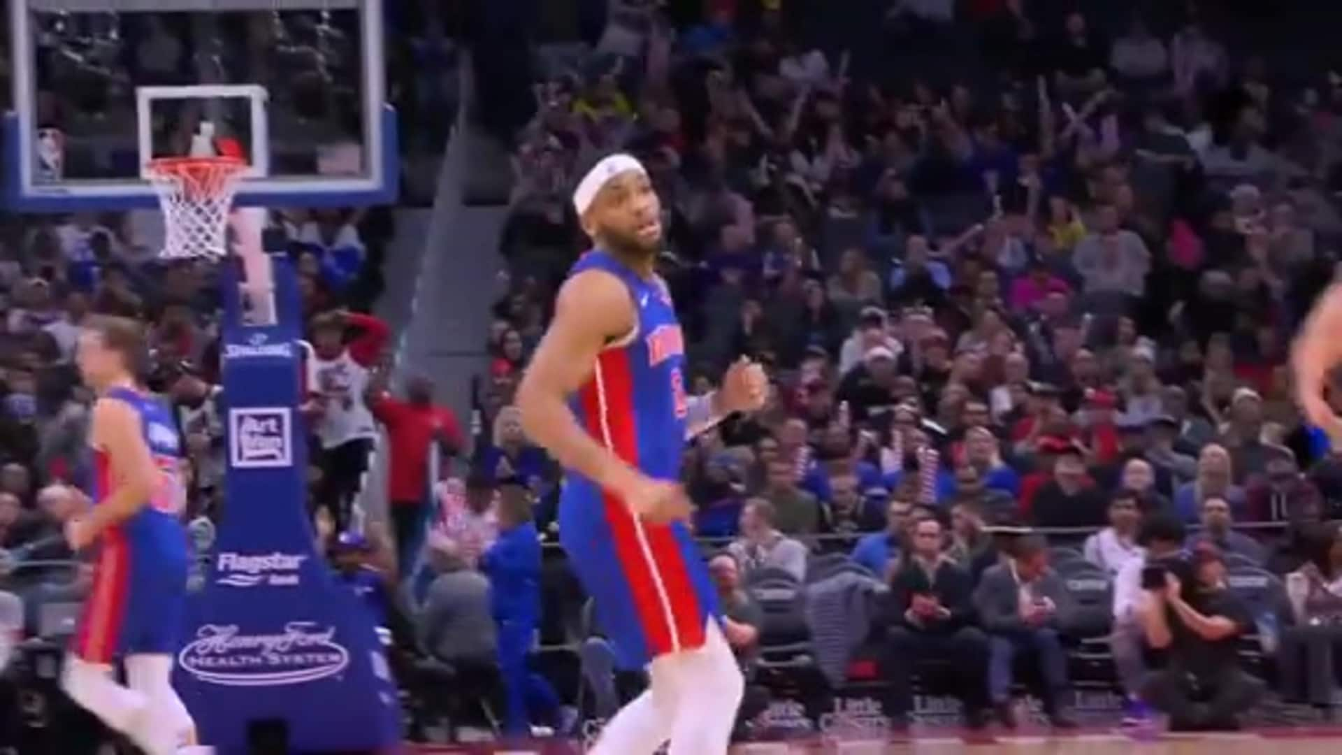 Pistons Playback, crafted by Flagstar: Pistons vs. Raptors