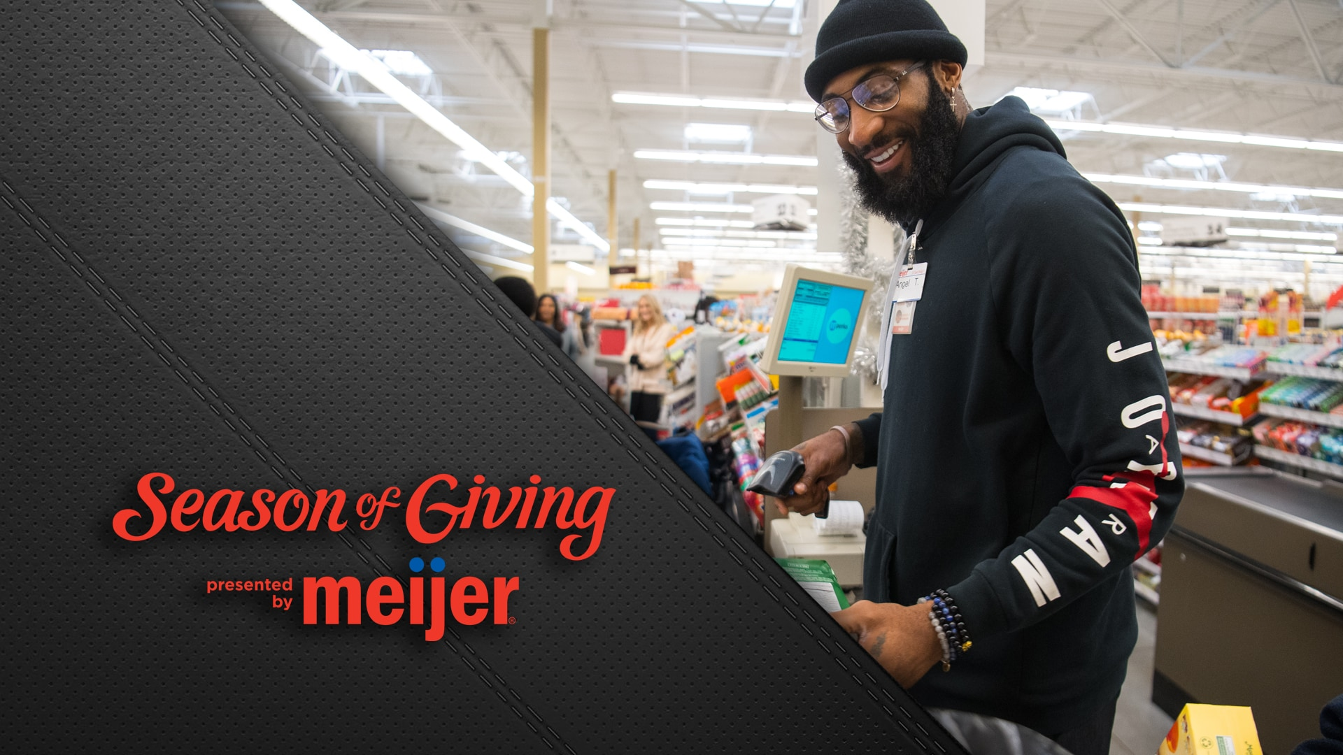 Season of Giving: Meijer Shopping Surprise