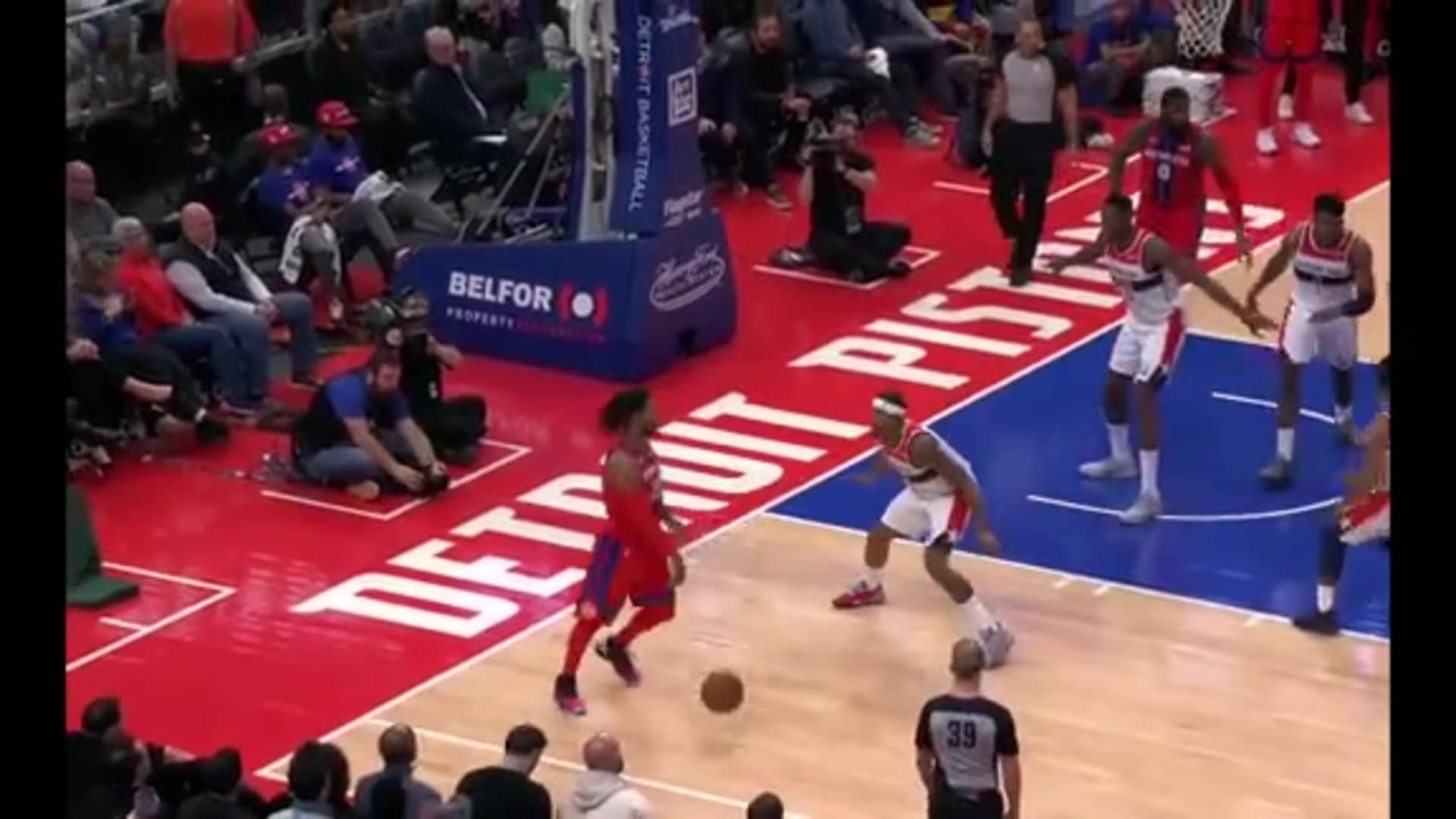 Pistons Playback, crafted by Flagstar: Pistons vs. Wizards