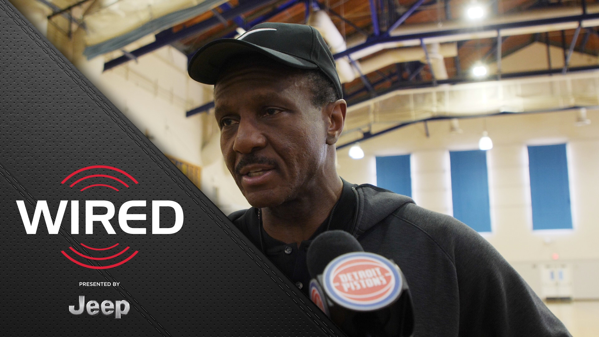 Wired, pres. by Jeep: Jan. 3 Practice - Coach Casey