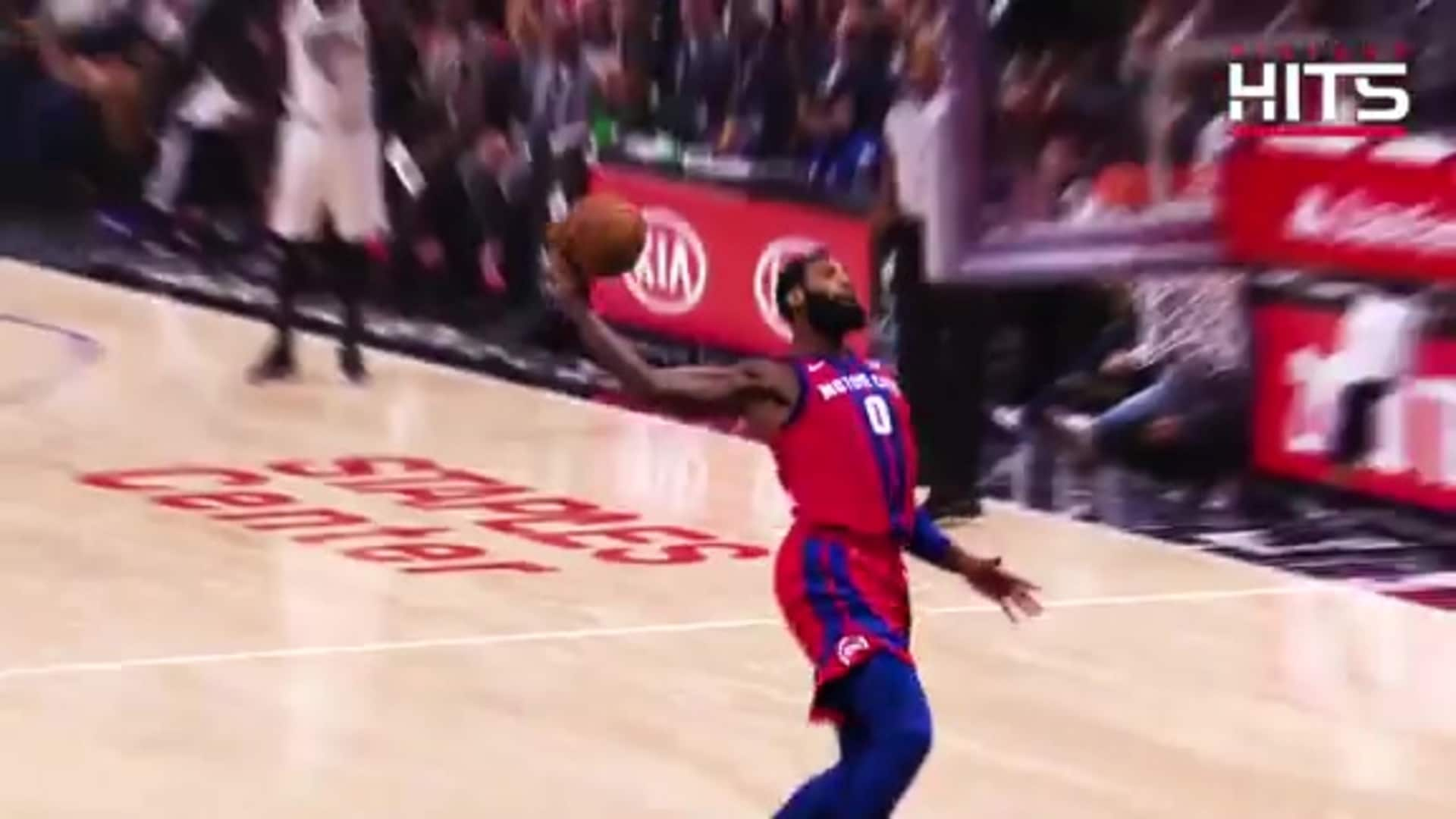 Pistons Hits: Andre Drummond