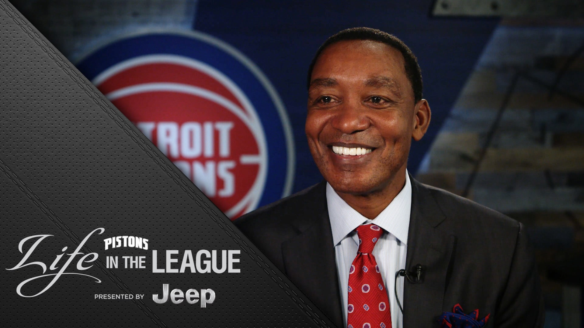 Life in the League, presented by Jeep: Isiah Visits the Henry Ford Pistons Performance Center