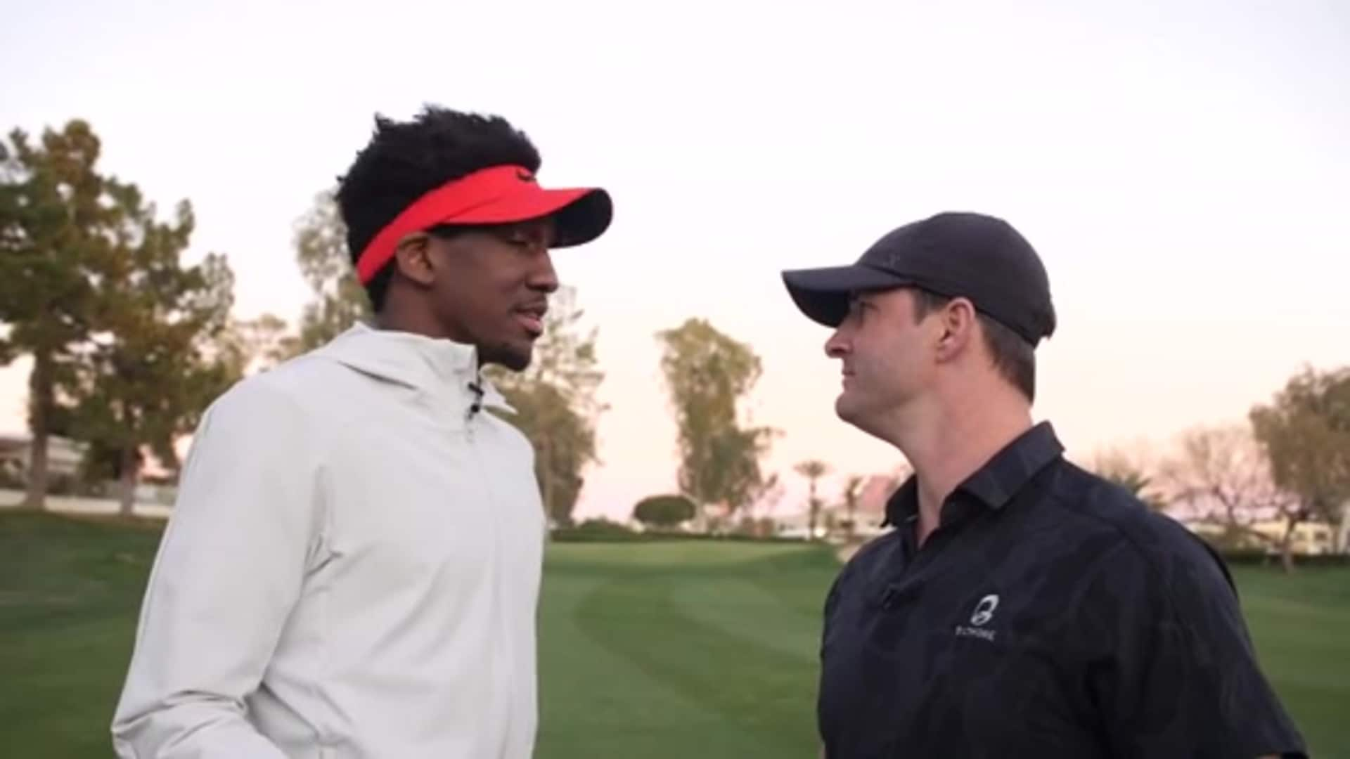 Life in the League, pres. by Jeep: Golfing in Phoenix