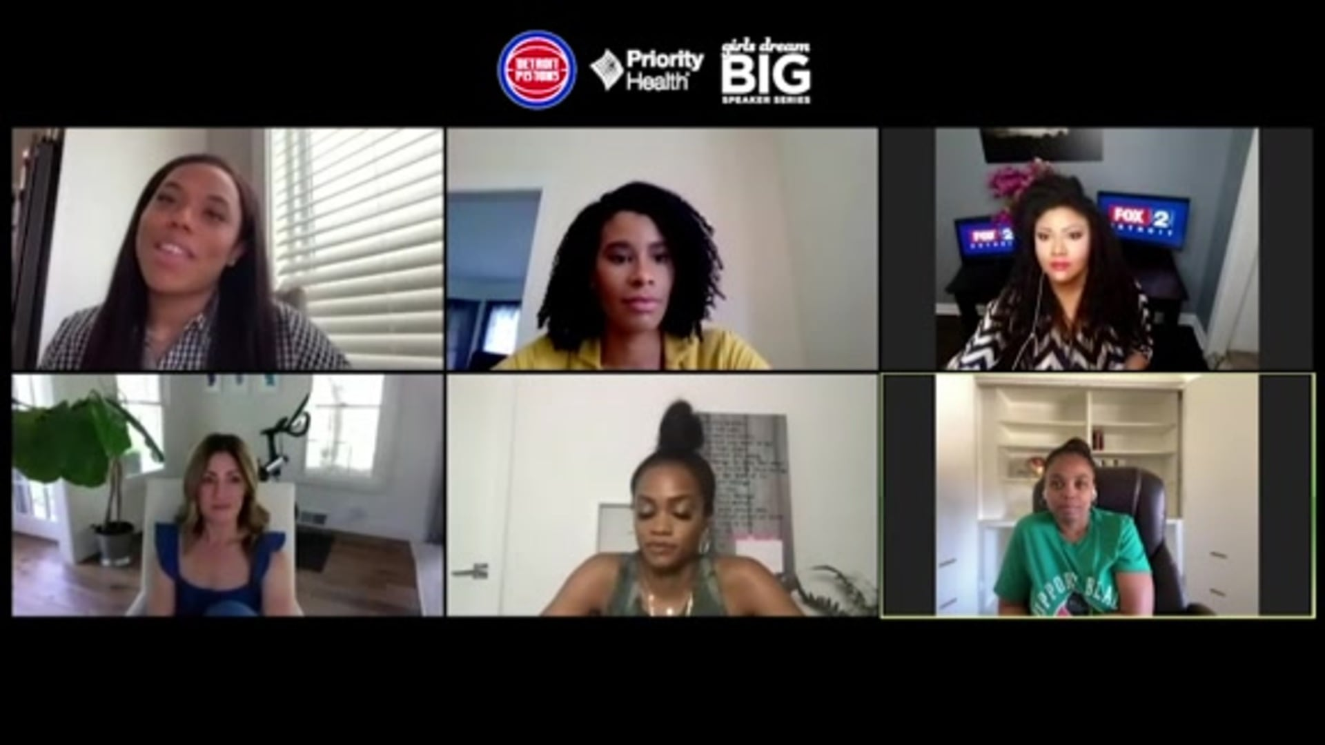 Girls Dream Big Panel - May 21, 2020