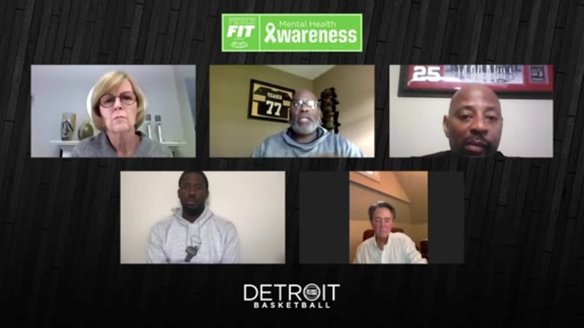 Pistons Mental Health Panel - Full