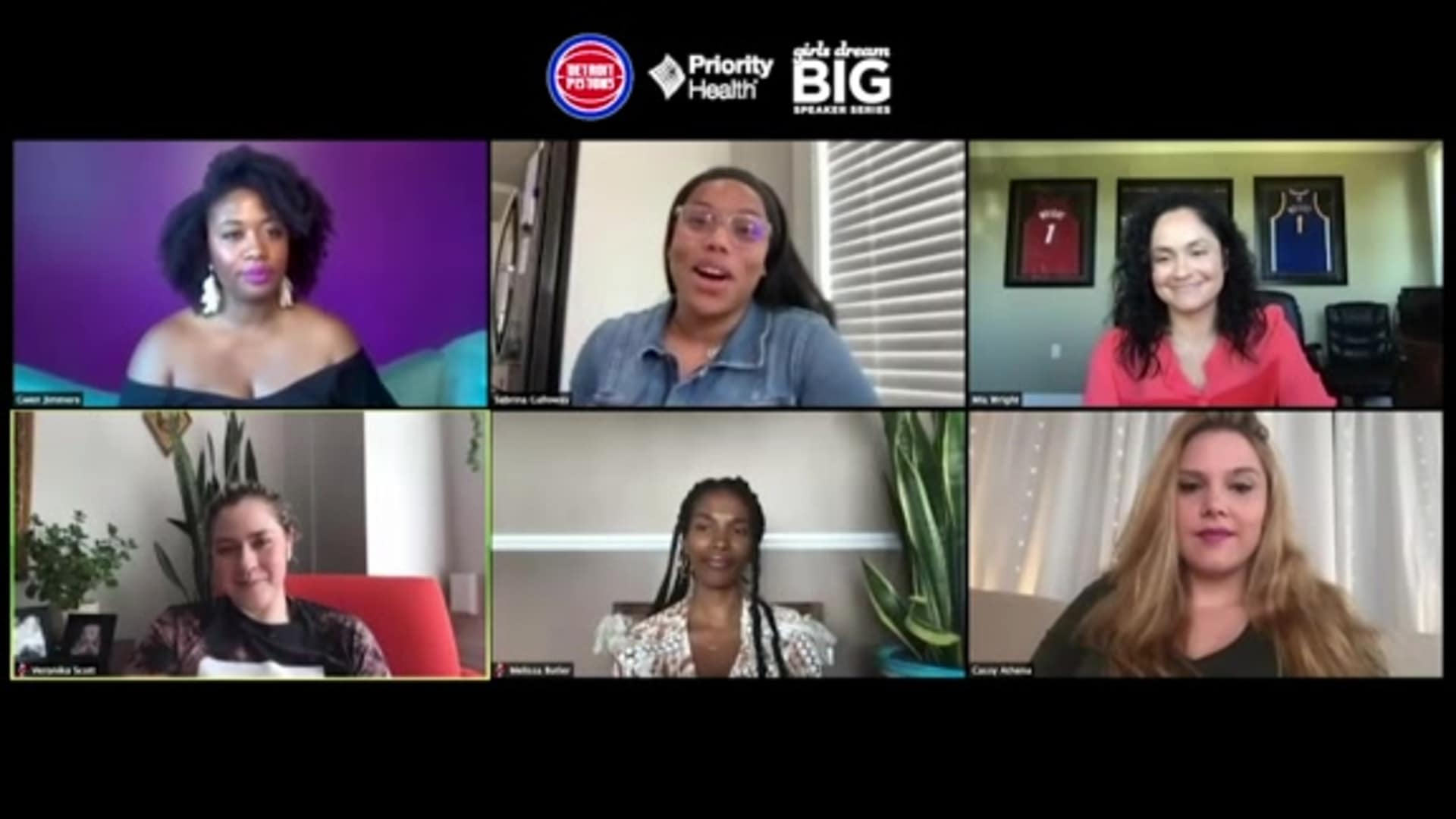 Girls Dream Big Panel #4 - Recap