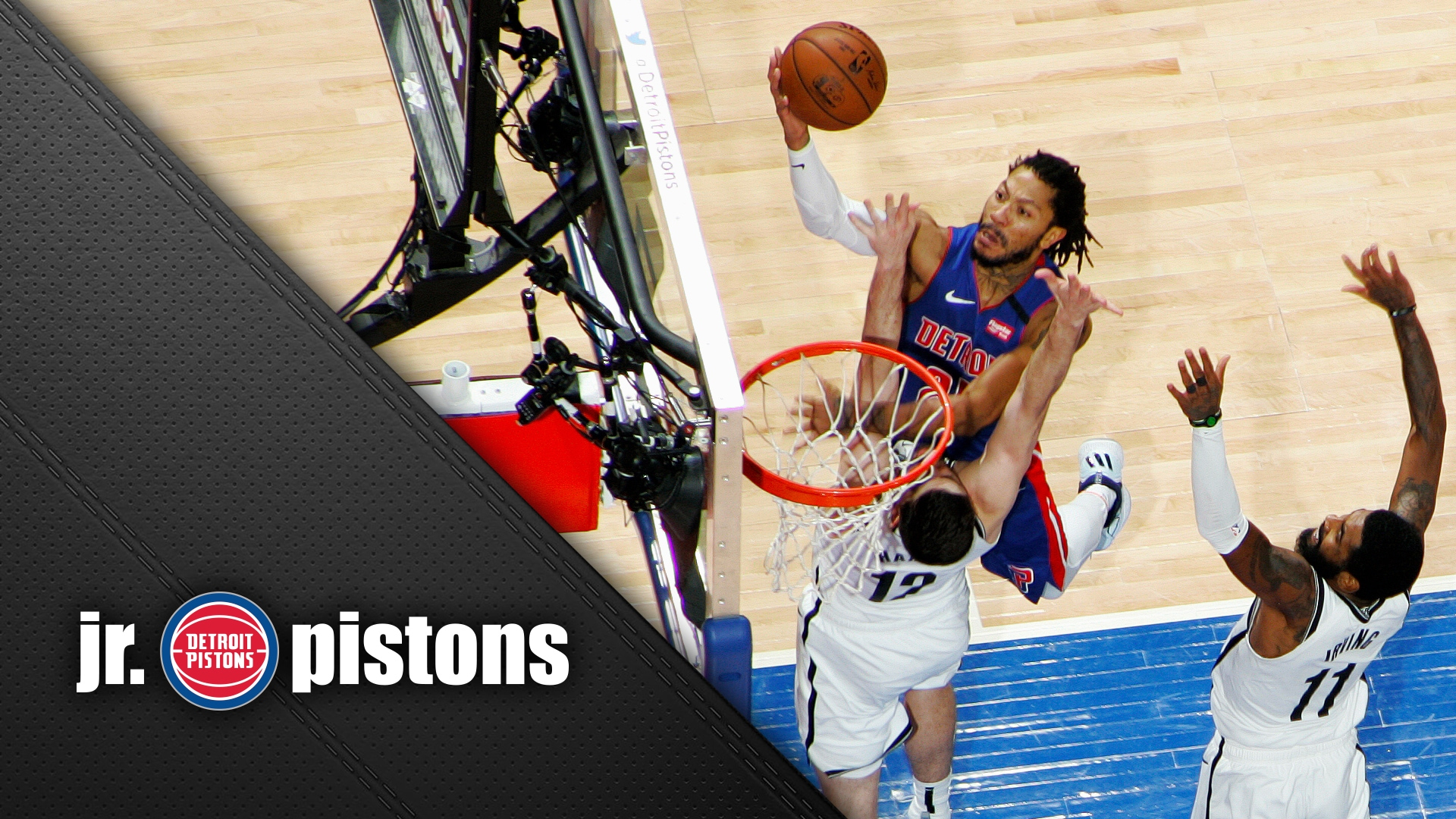 Jr. Pistons Skill Sessions: Attacking the Lead Foot