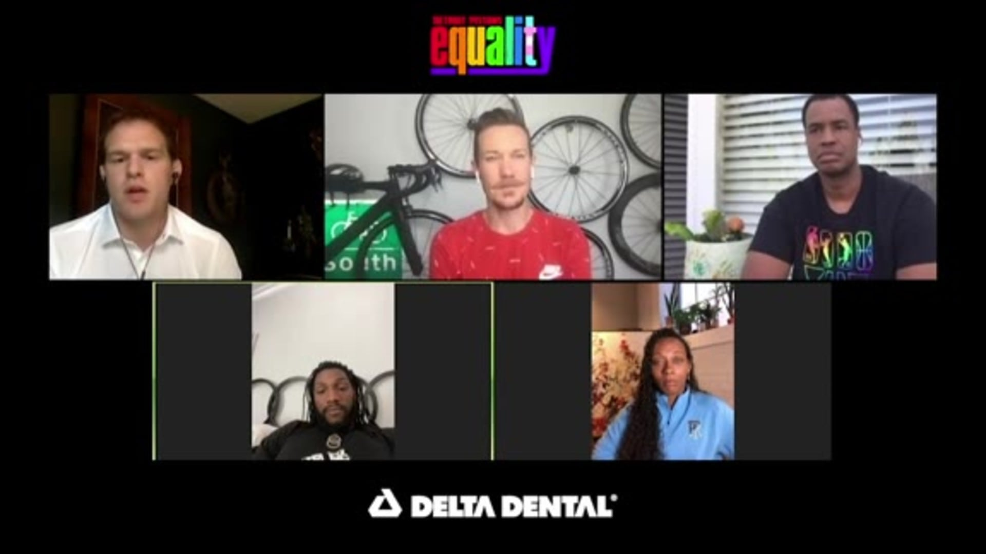 Pride Week: Athletes for Equality Panel