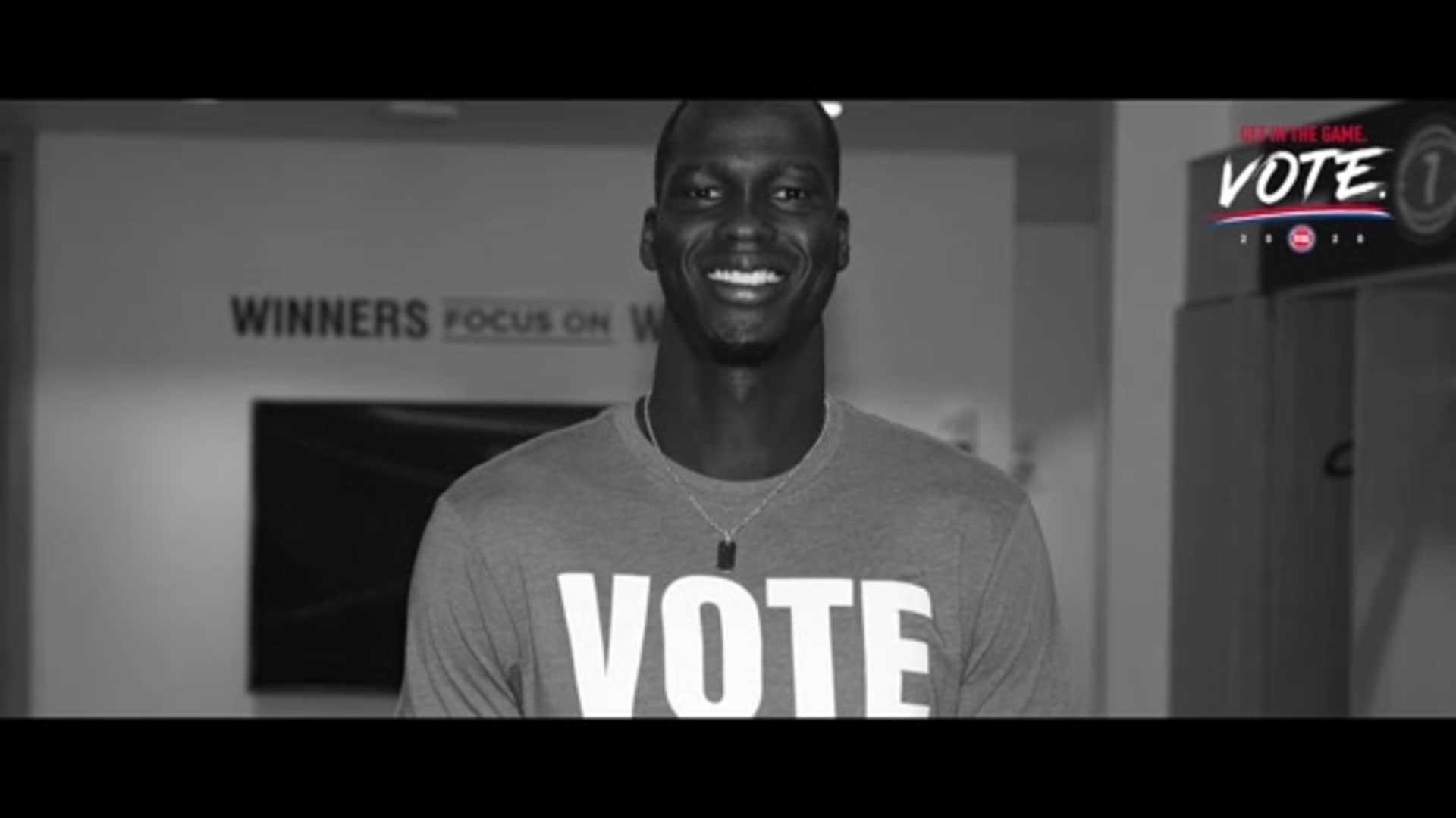 Thon Maker on Voting