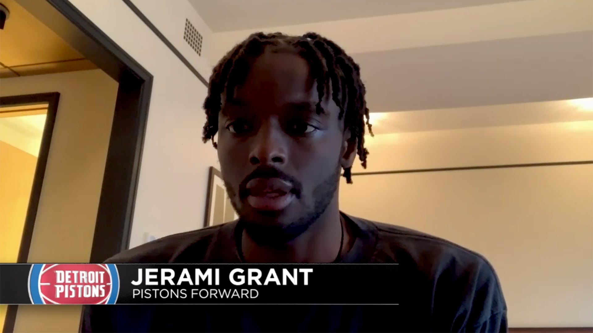 Media Availability: Jerami Grant and Josh Jackson