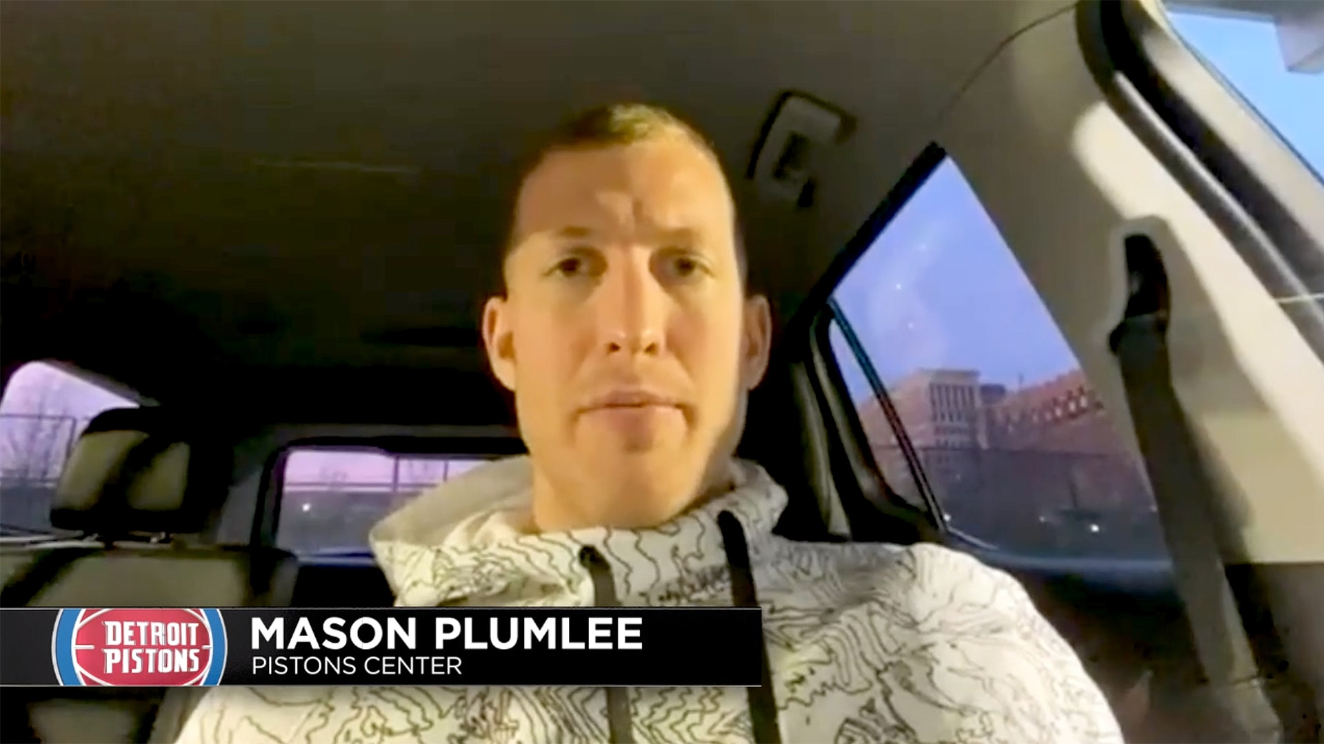 Media Availability: Mason Plumlee and Jahlil Okafor
