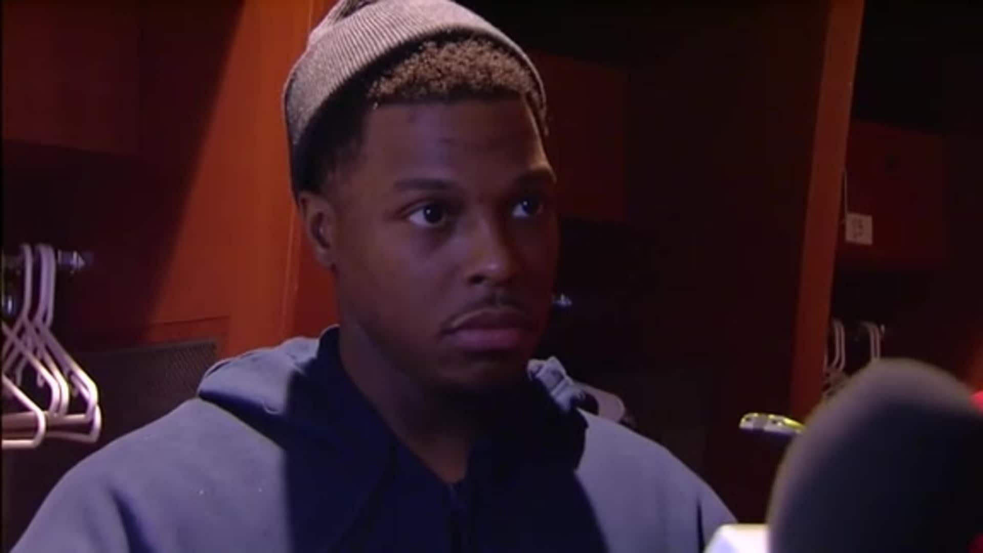 Raptors Post Game: Kyle Lowry - November 8, 2019