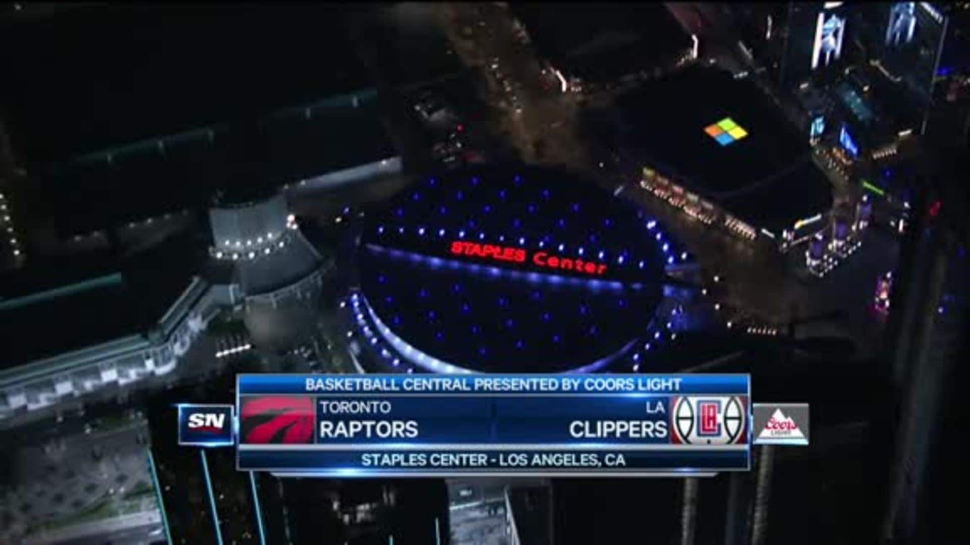 Game Highlights: Raptors at Clippers - November 11, 2019