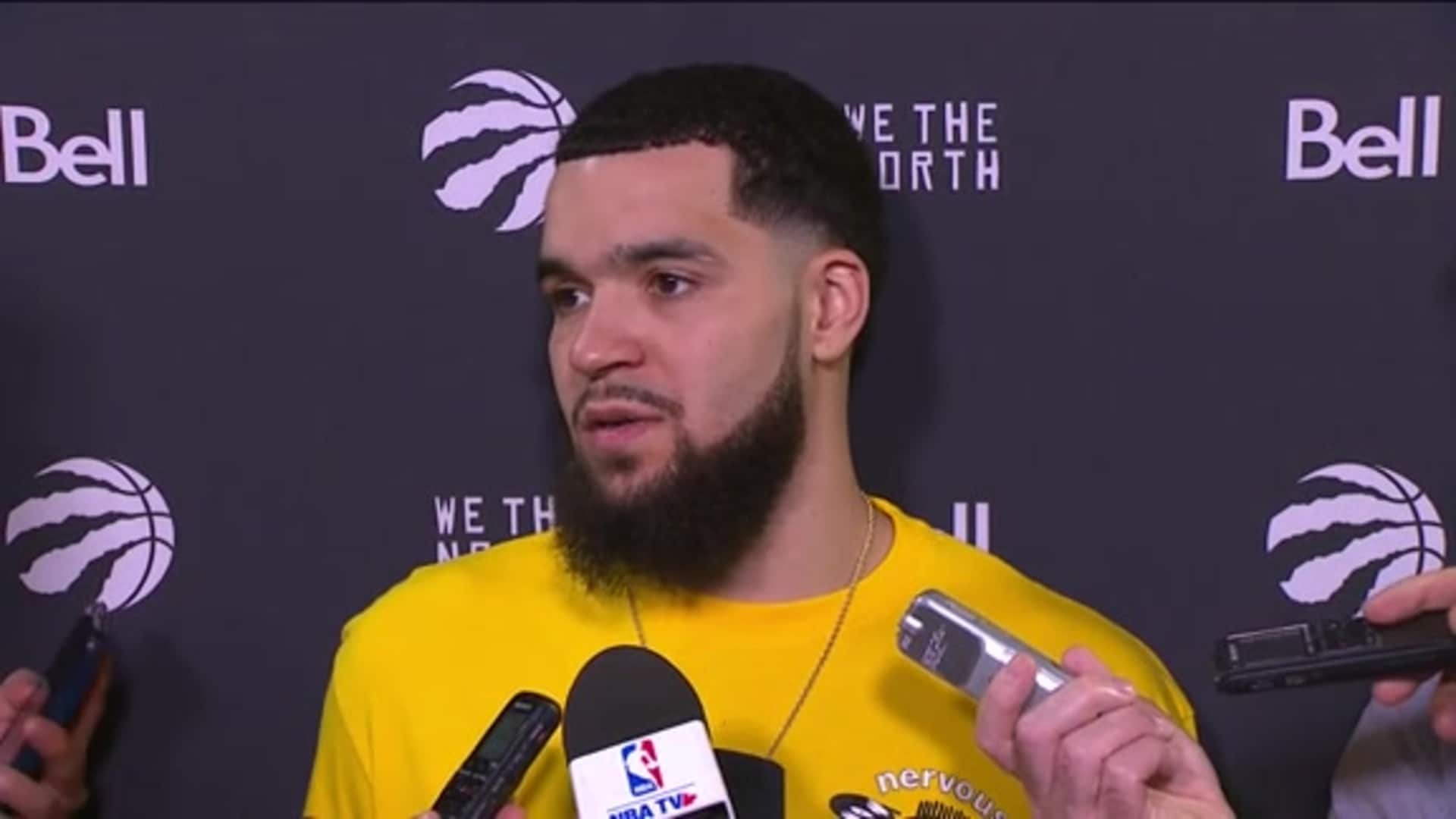 Raptors Post Game: Fred VanVleet - November 11, 2019