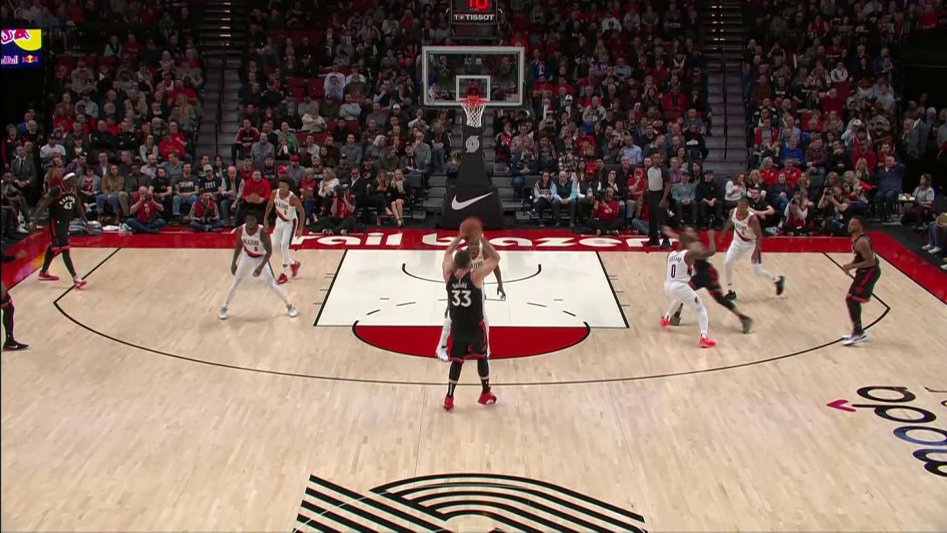 Raptors Highlights: VanVleet Layup - November 13, 2019