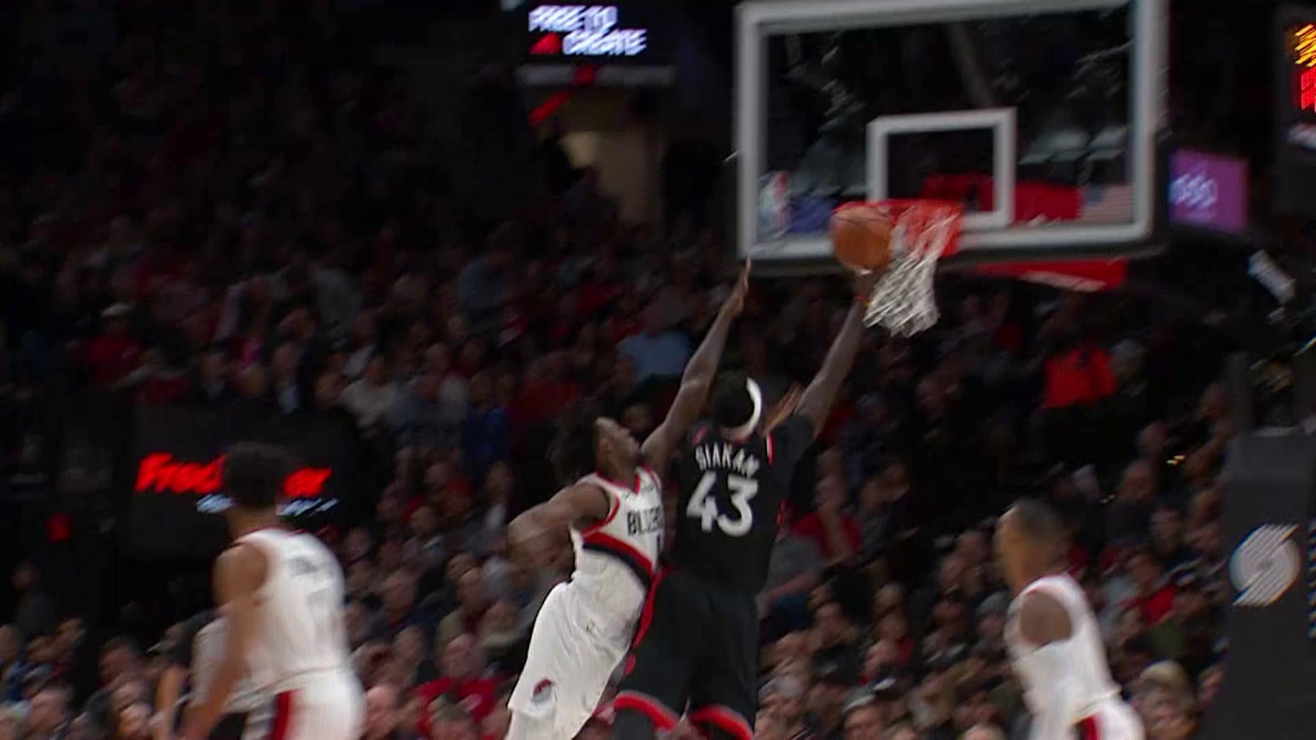 Raptors Highlights: Siakam Spicy Shake - November 13, 2019