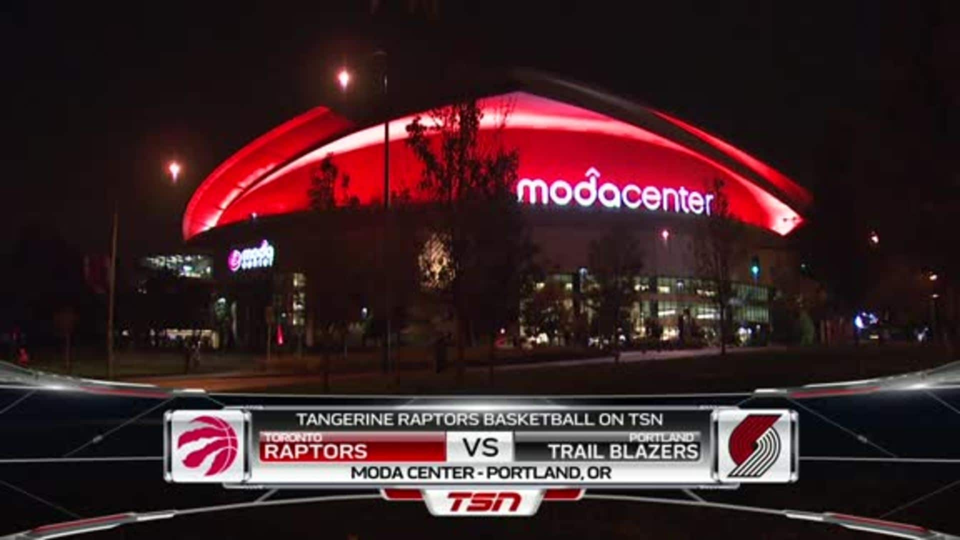 Game Highlights: Raptors at Trail Blazers - November 13, 2019