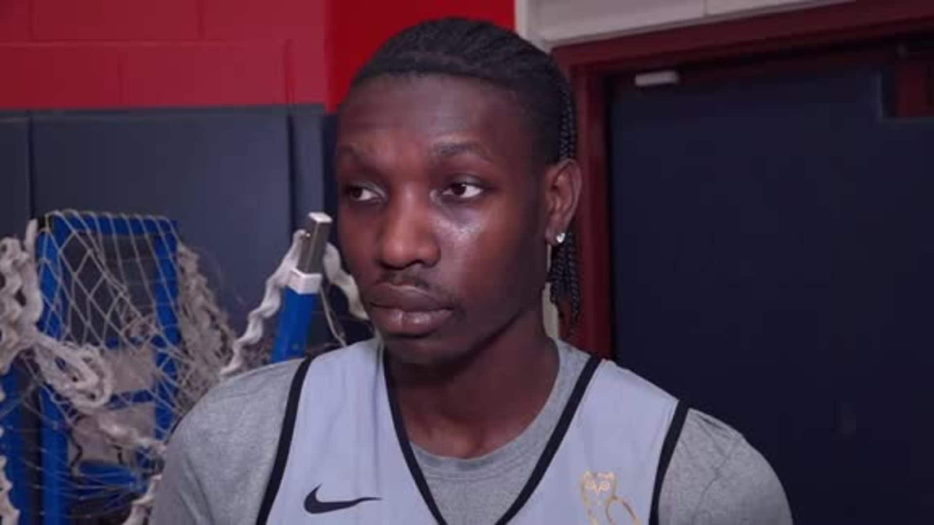 Raptors Practice: Chris Boucher - November 15, 2019