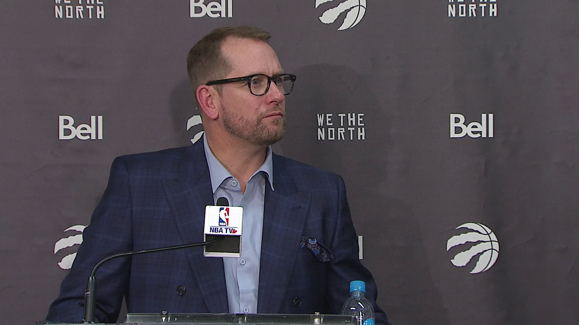 Raptors Post Game: Nick Nurse - November 20, 2019