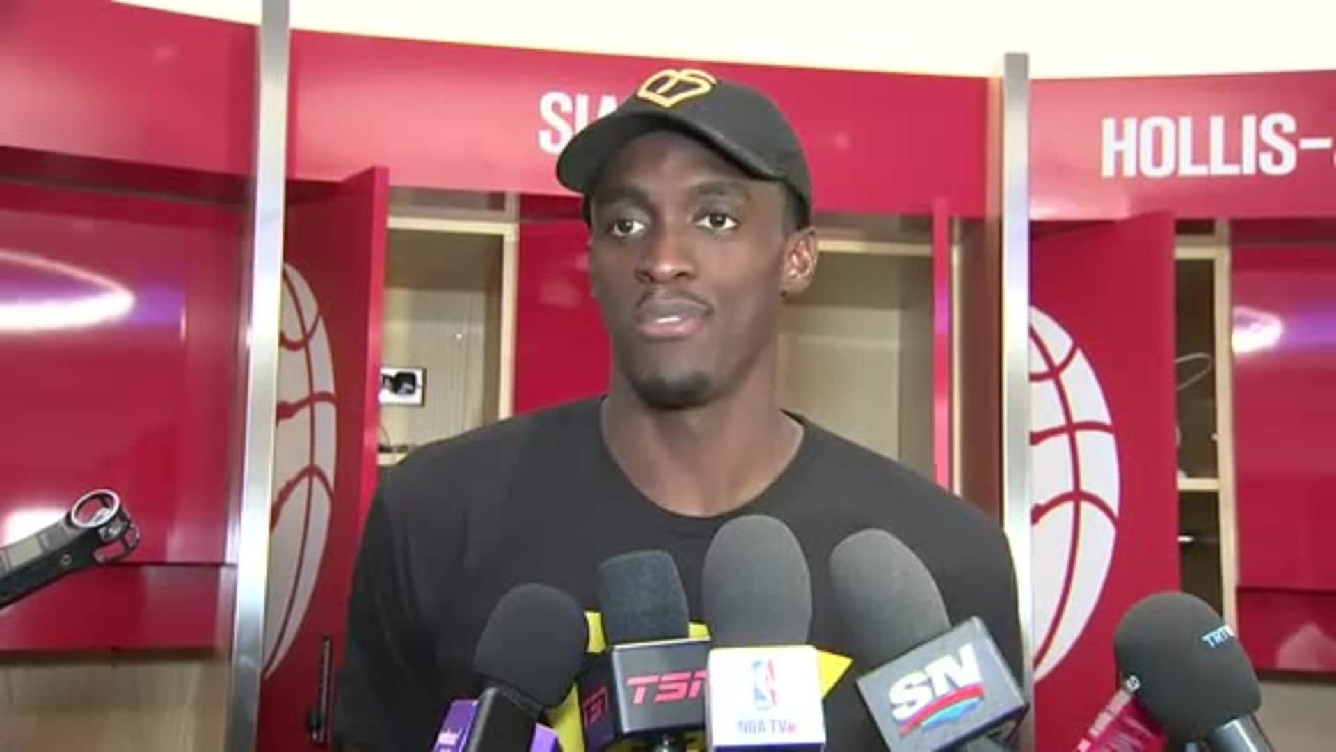 Raptors Post Game: Pascal Siakam - November 20, 2019