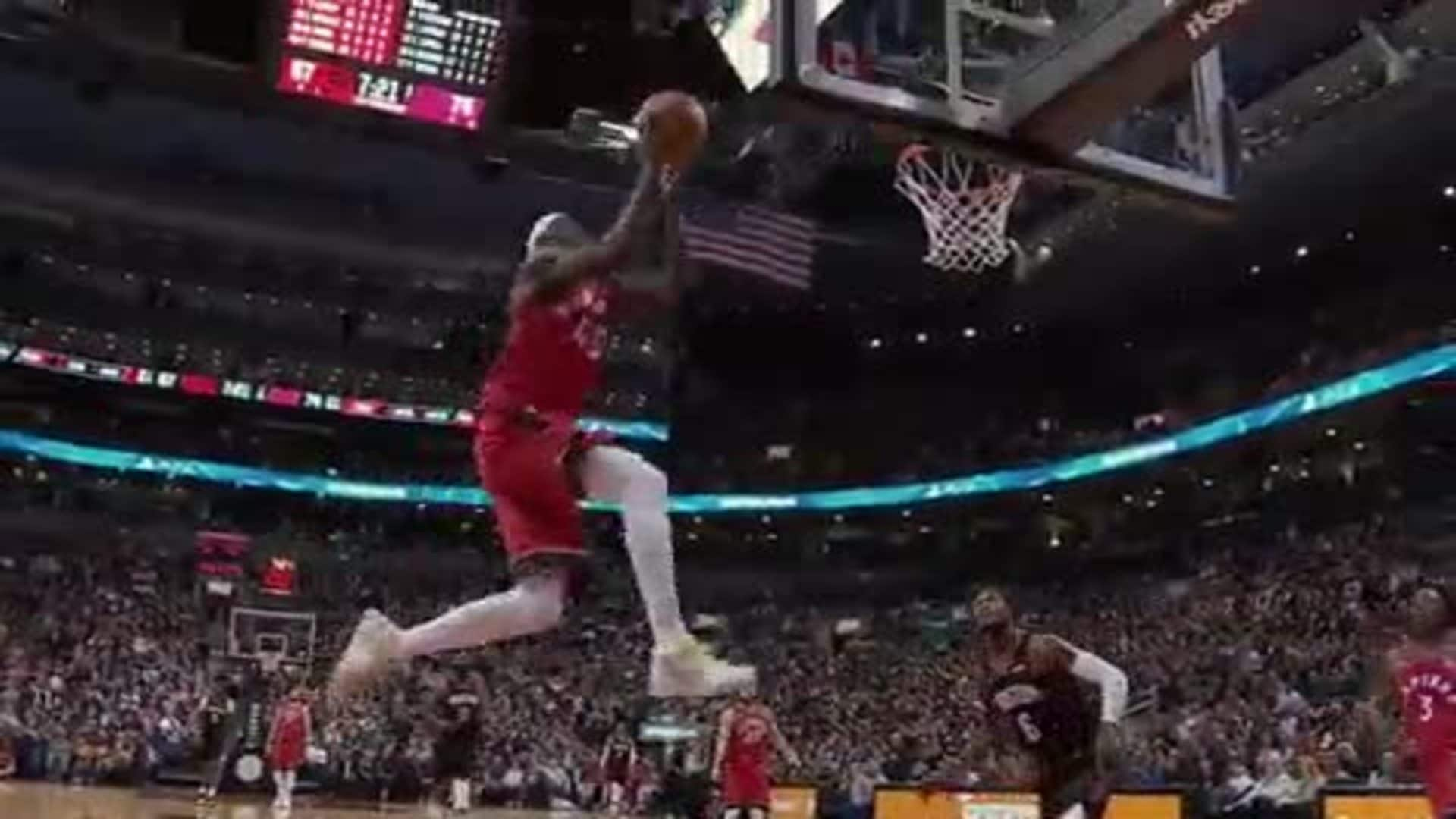 Raptors Highlights: Siakam Alley Oop - December 5, 2019