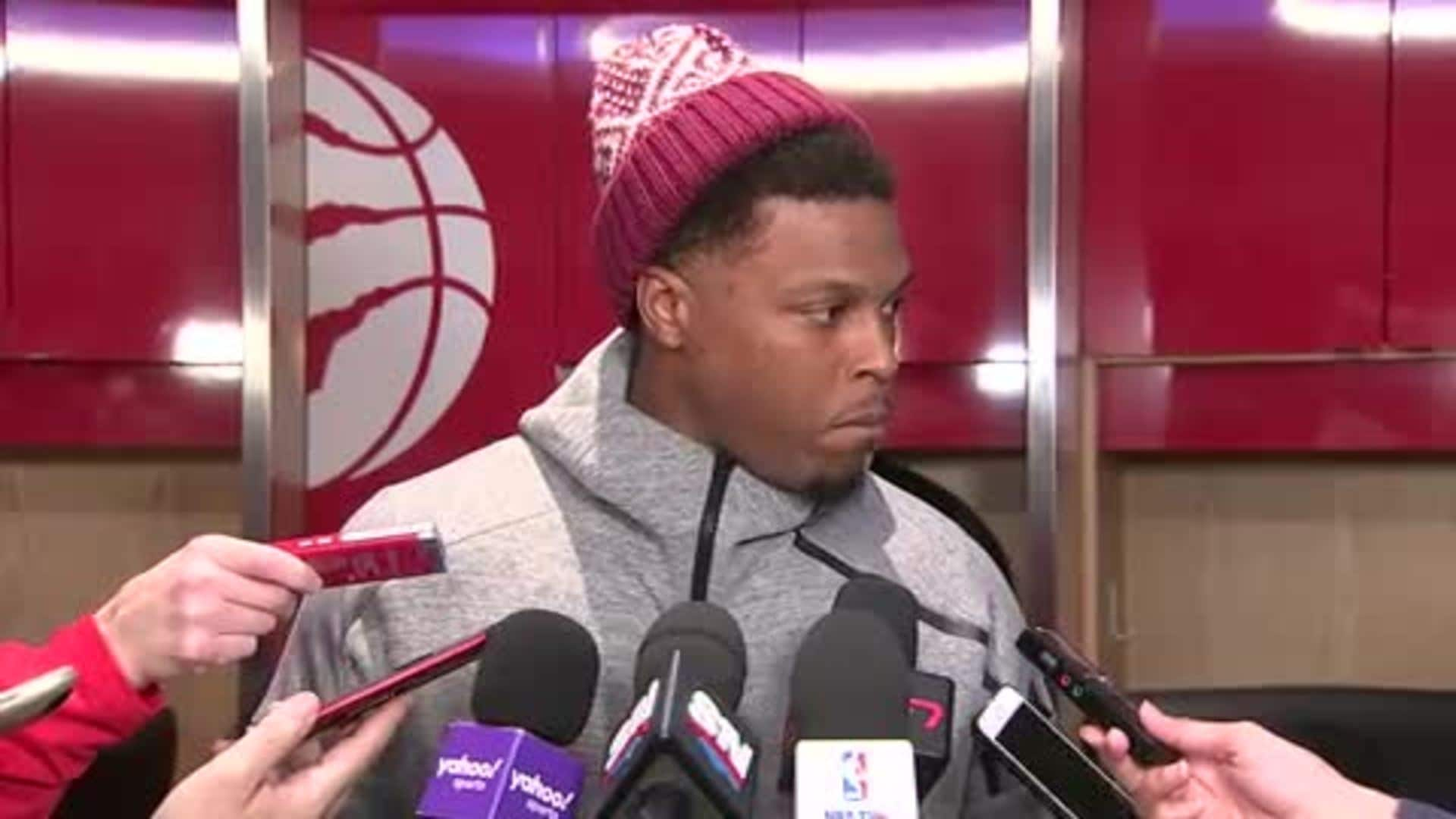 Raptors Post Game: Kyle Lowry - December 5, 2019