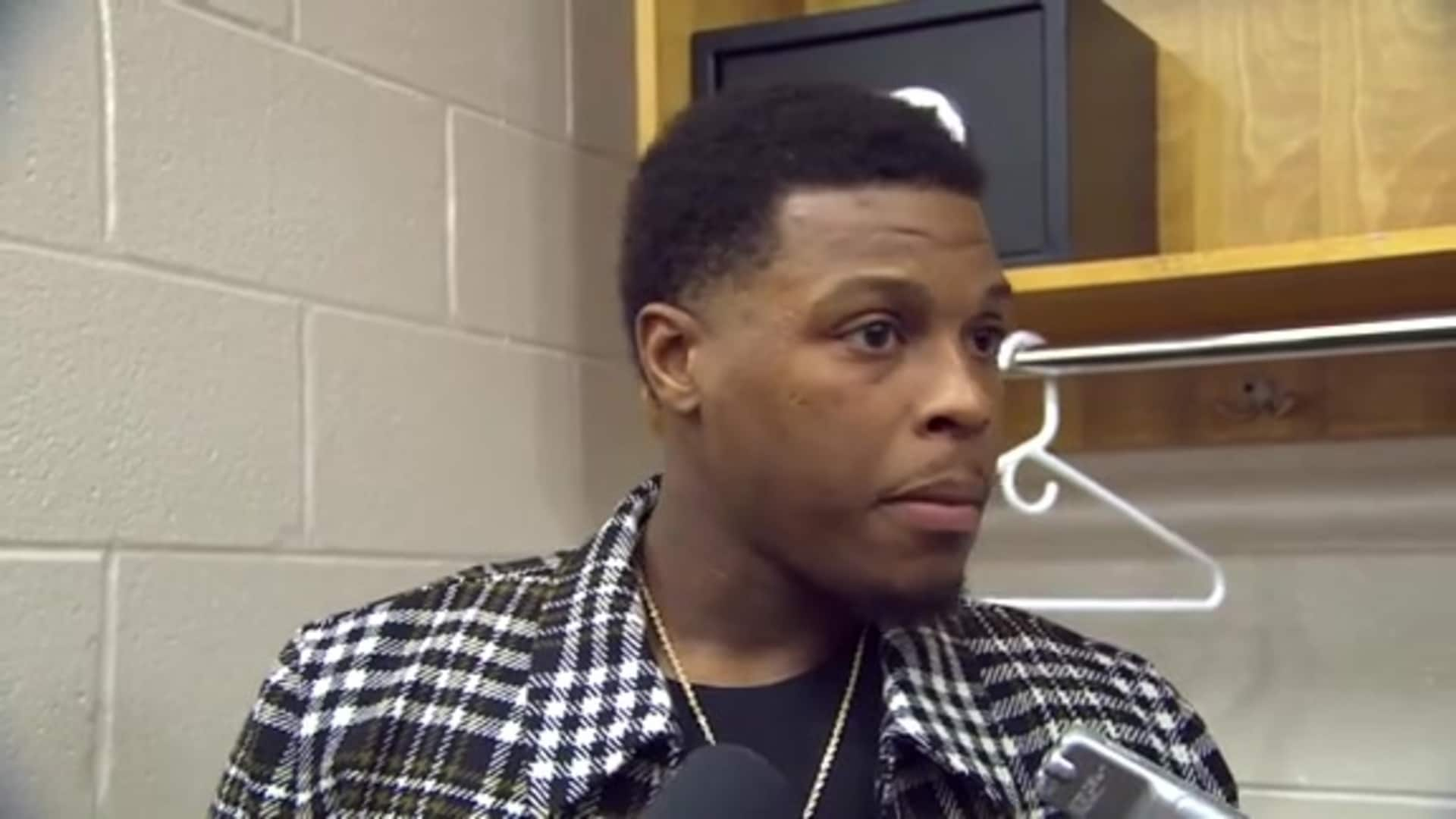 Raptors Post Game: Kyle Lowry - December 8, 2019