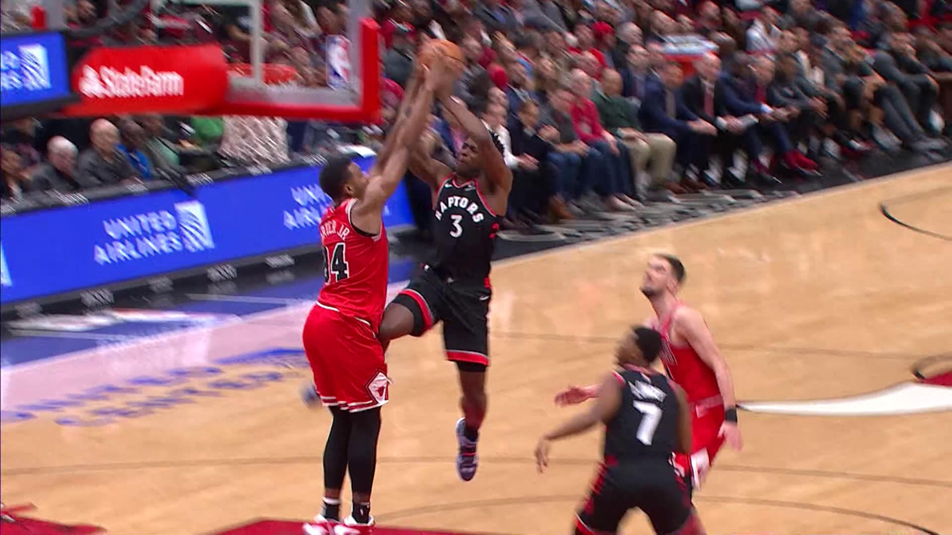 Raptors Highlights: Anunoby And-1 - December 9, 2019