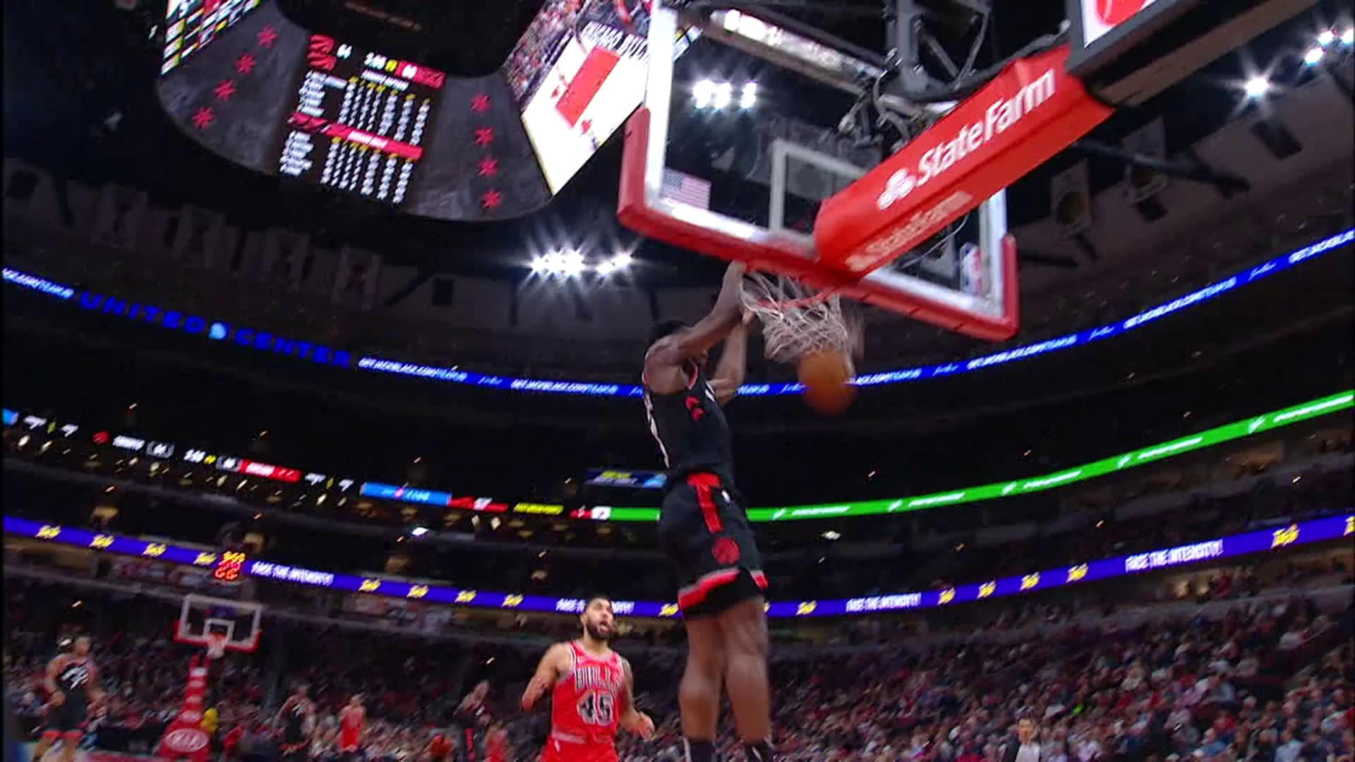 Raptors Highlights: Anunoby Dunk - December 9, 2019