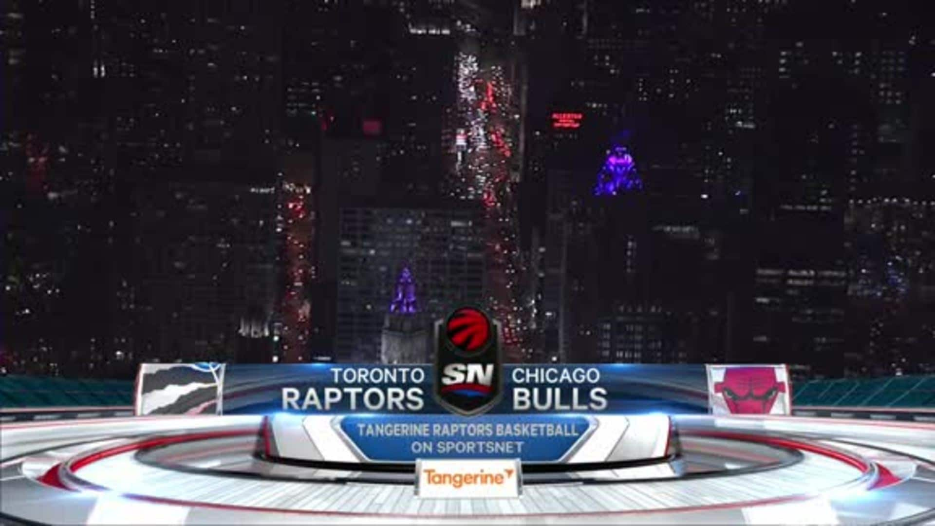 Game Highlights: Raptors at Bulls - December 9, 2019
