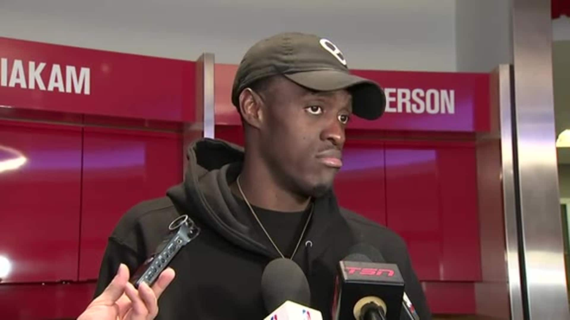 Raptors Post Game: Pascal Siakam - December 14, 2019