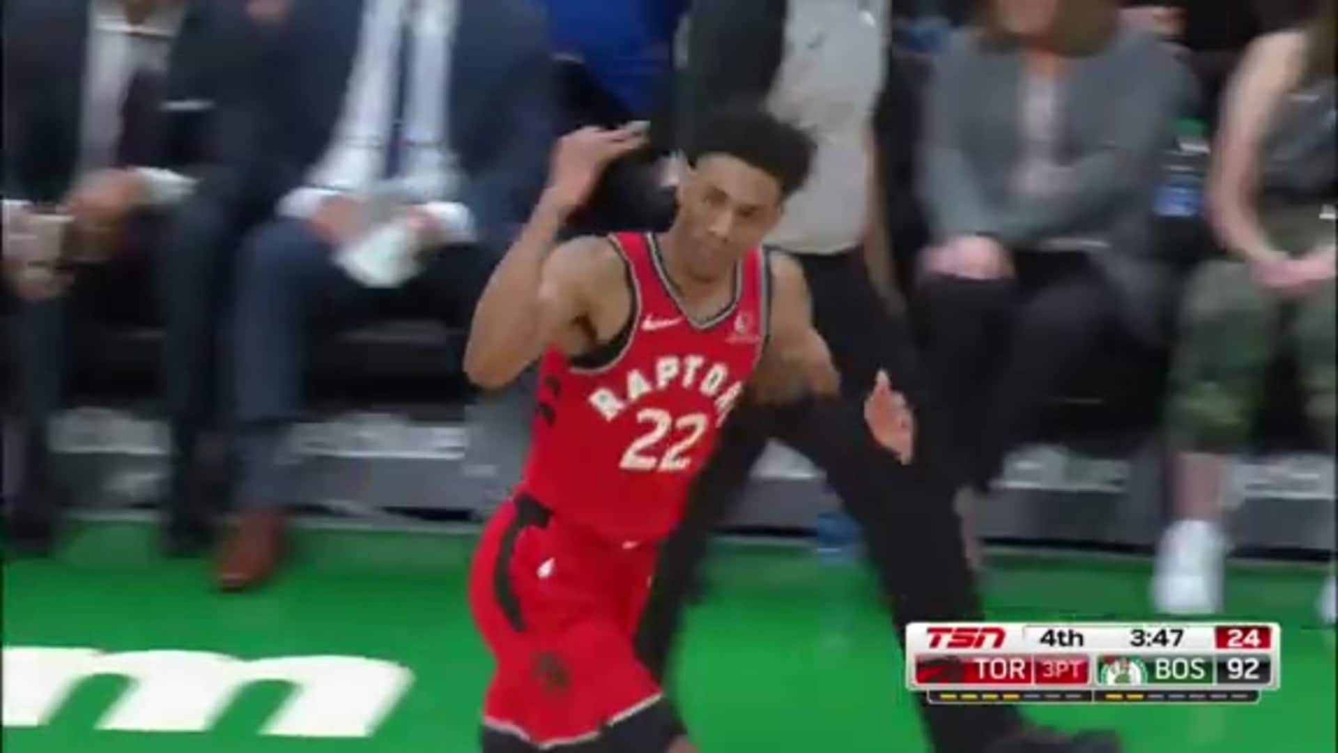 Game Highlights: Raptors at Celtics - December 28, 2019