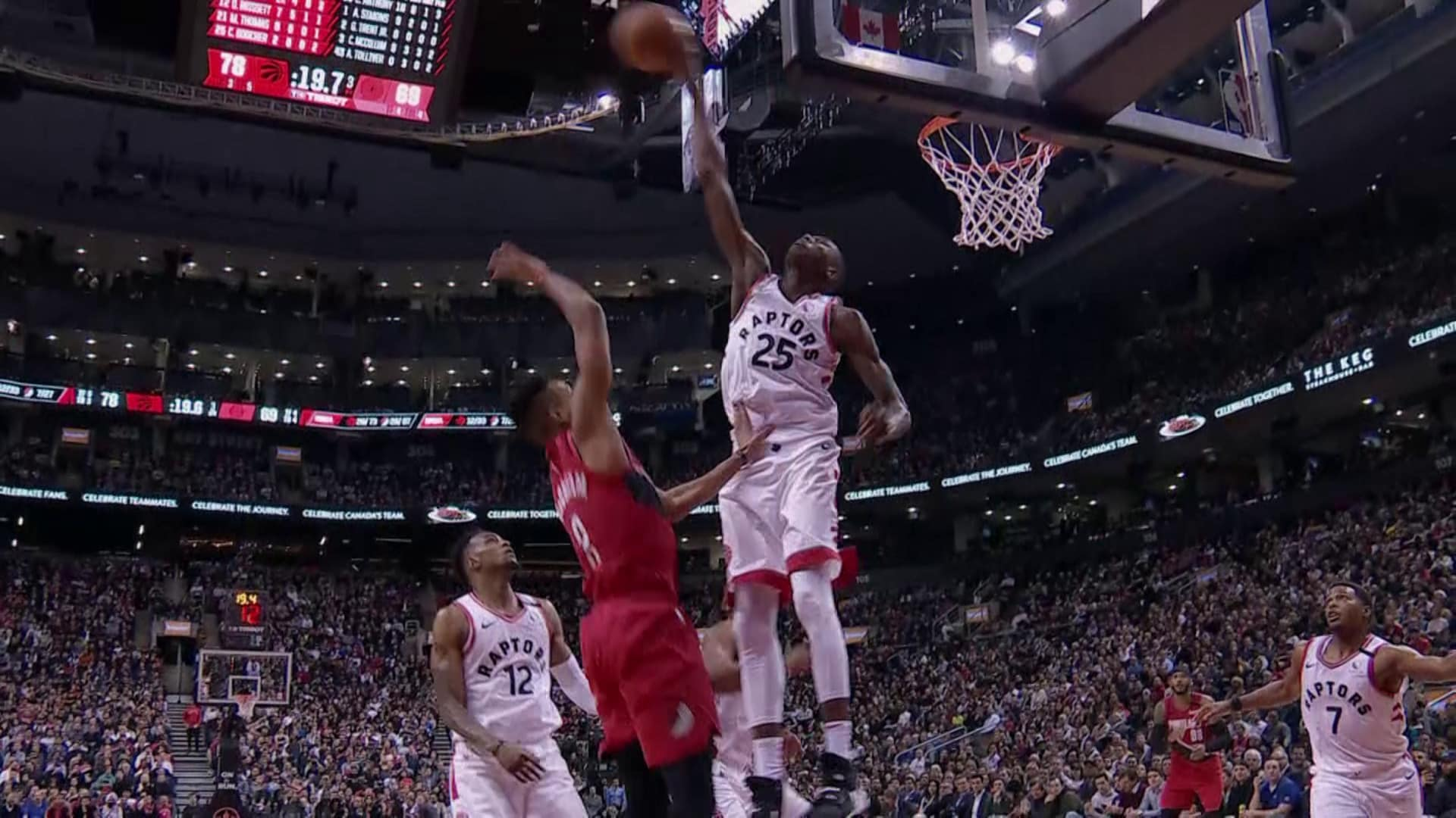 Raptors Highlights: Boucher Block - January 7, 2020