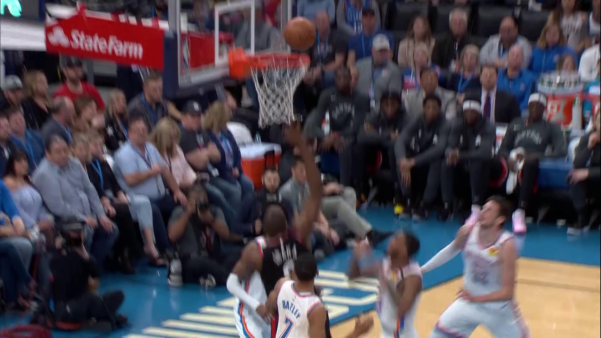 Raptors Highlights: Ibaka And 1 - January 15, 2020