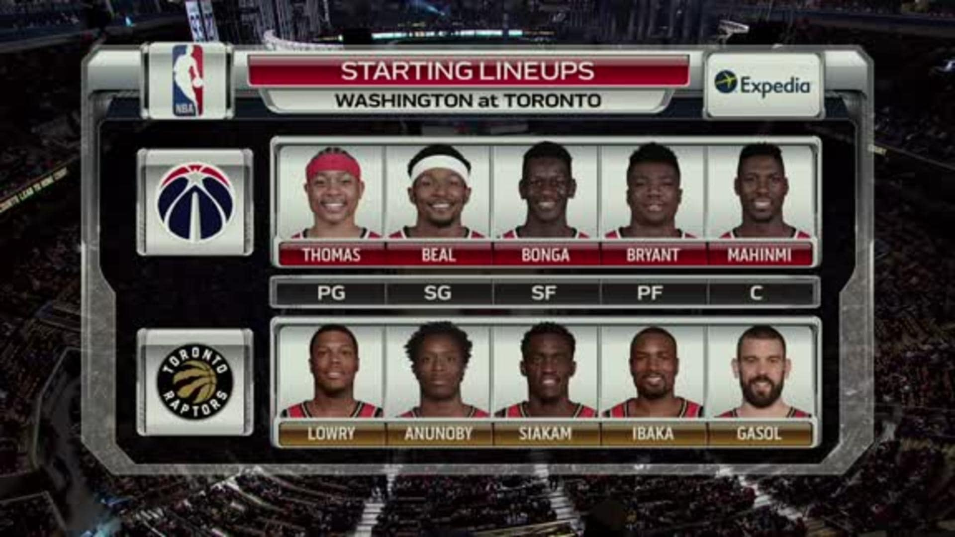 Game Highlights: Raptors vs Wizards - January 17, 2020